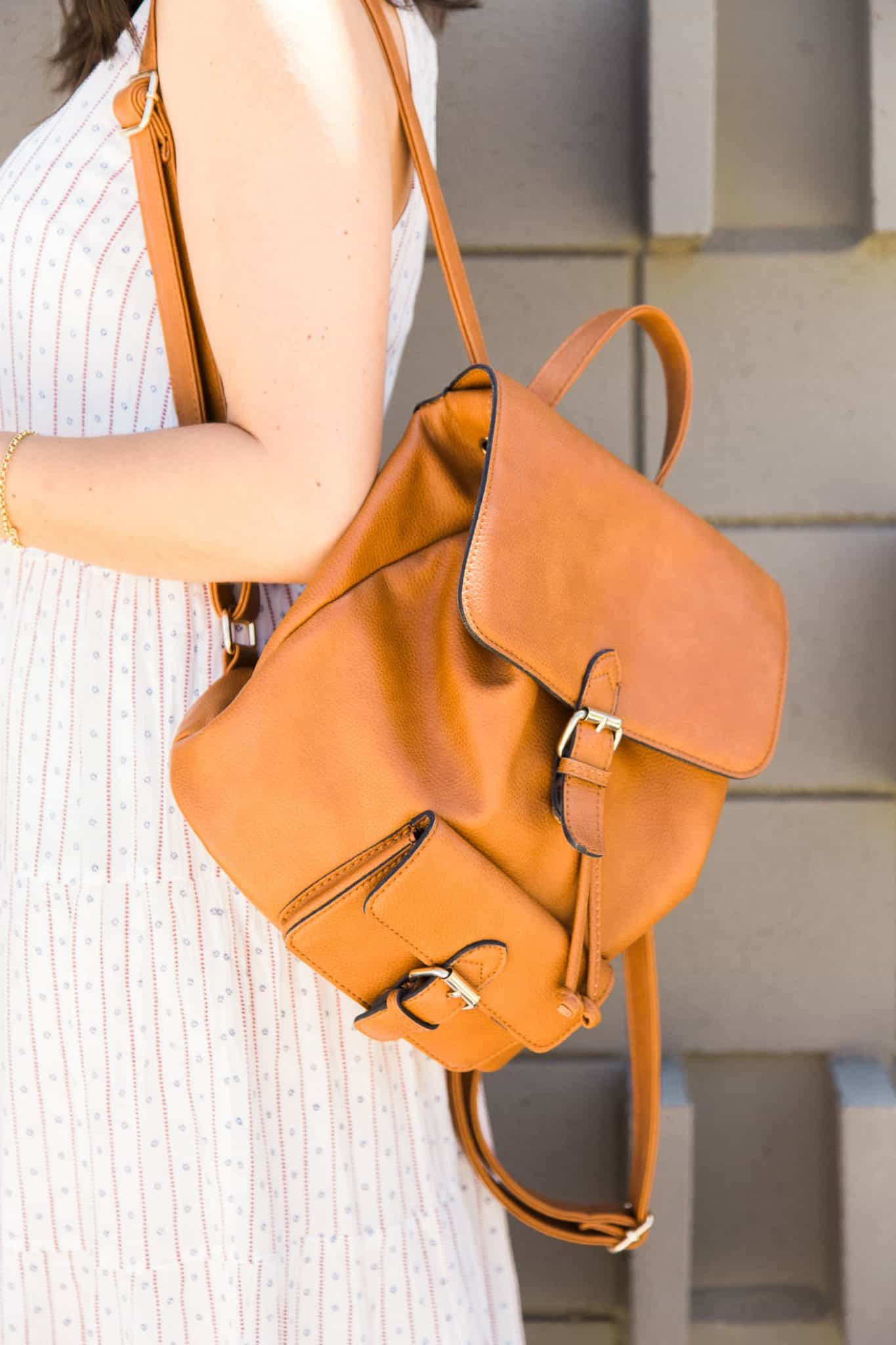 The best backpack for a music festival - My Style Vita @mystylevita