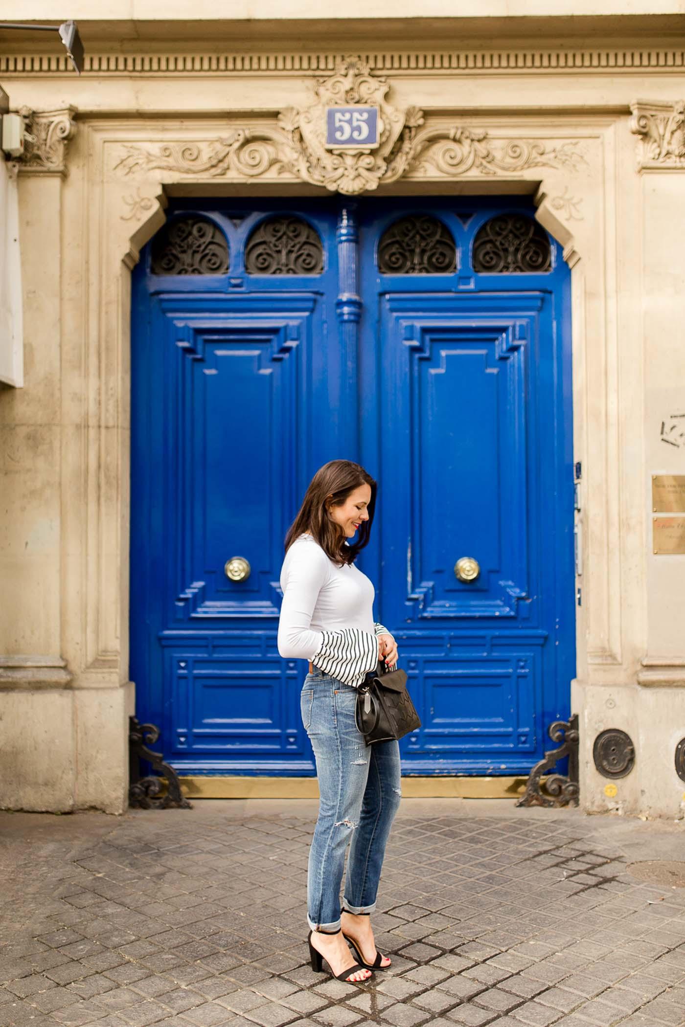 Paris Doors colorful doors outfit ideas paris photography u2013 My Style Vita @mystylevita & Paris Doors colorful doors outfit ideas paris photography - My ...