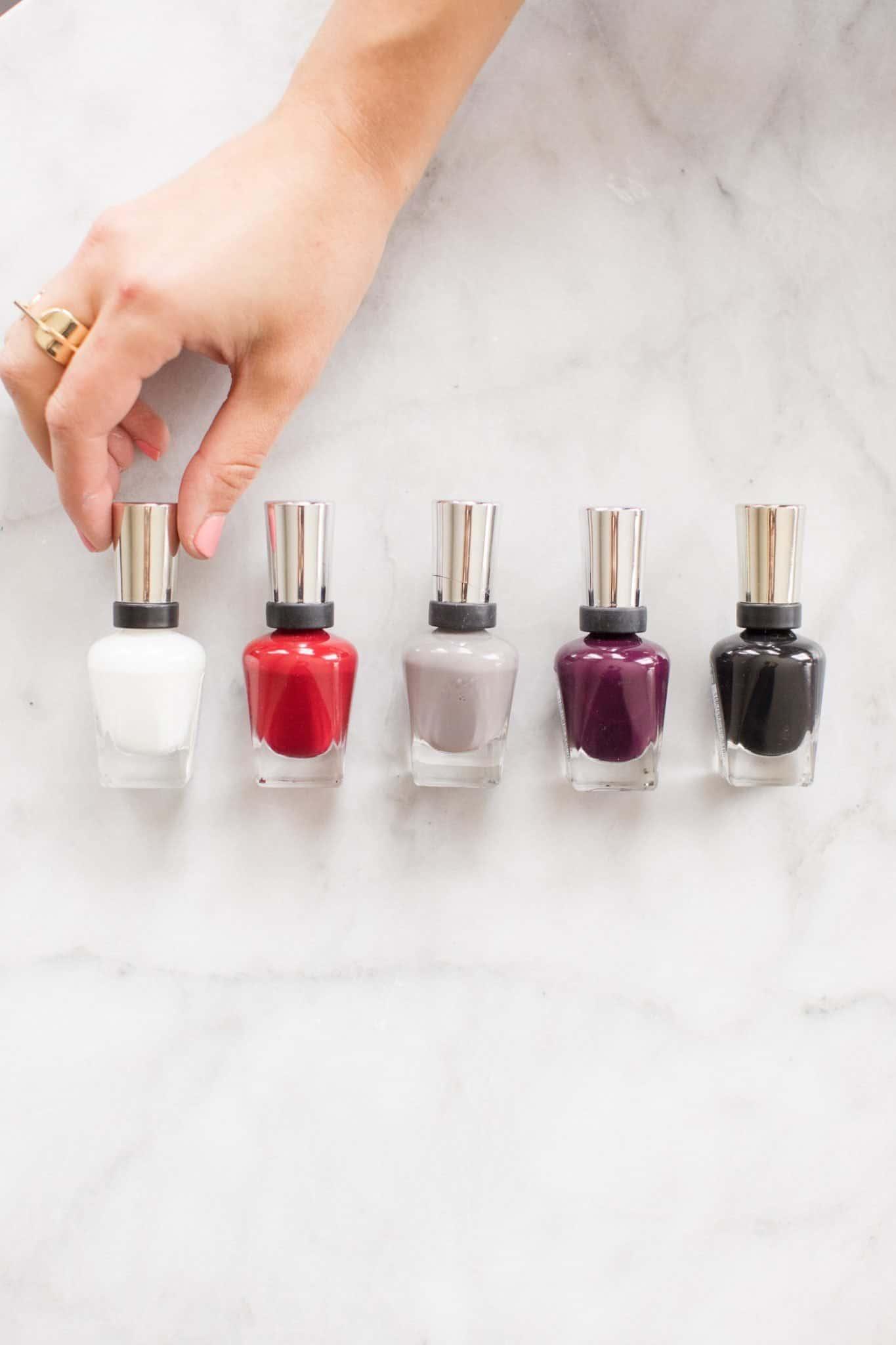 The Best Drugstore Nail Polish Colors   My Style Vita