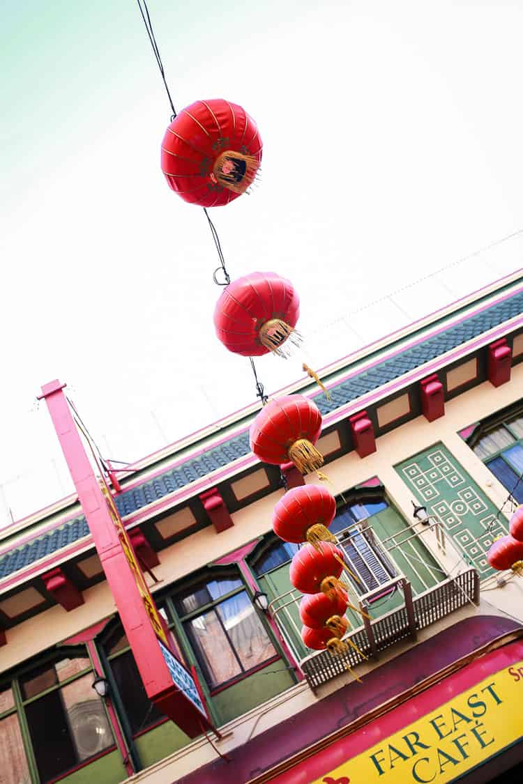 Things to do in San Francisco, Chinatown