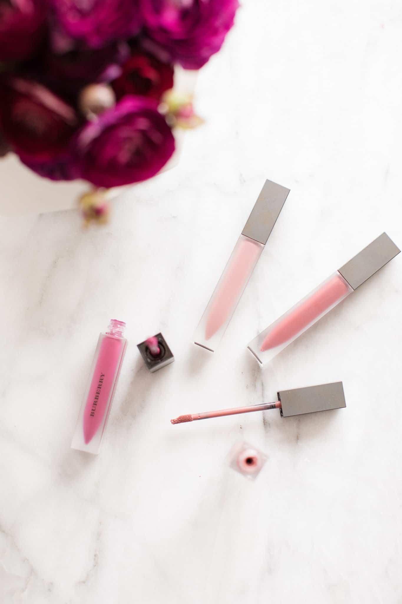 best luxury lipgloss, Burberry Velvet Matte Lipgloss - My Style Vita @mystylevita