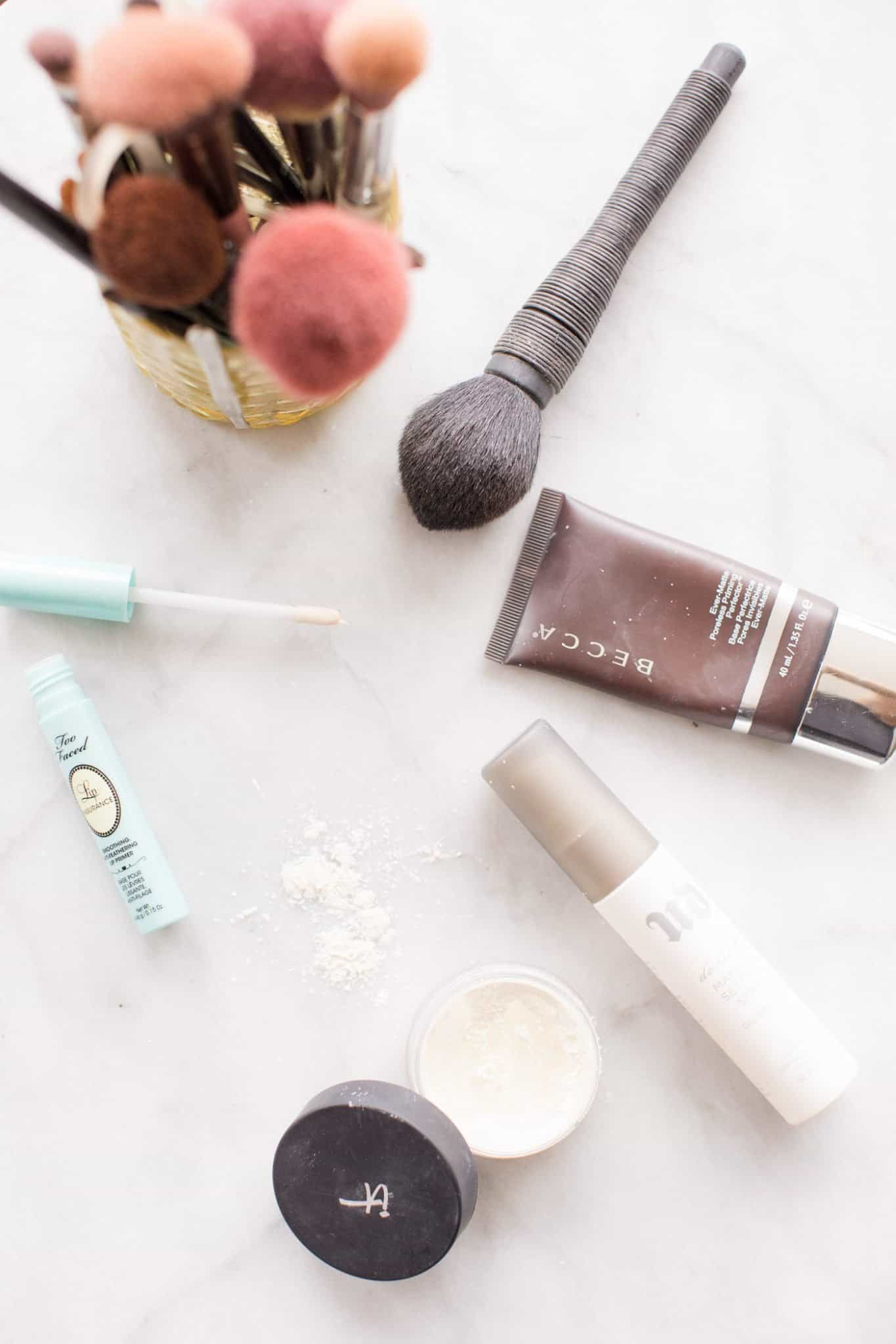 best primers for oily skin, tips for keeping your makeup on all day long - My Style Vita @mystylevita