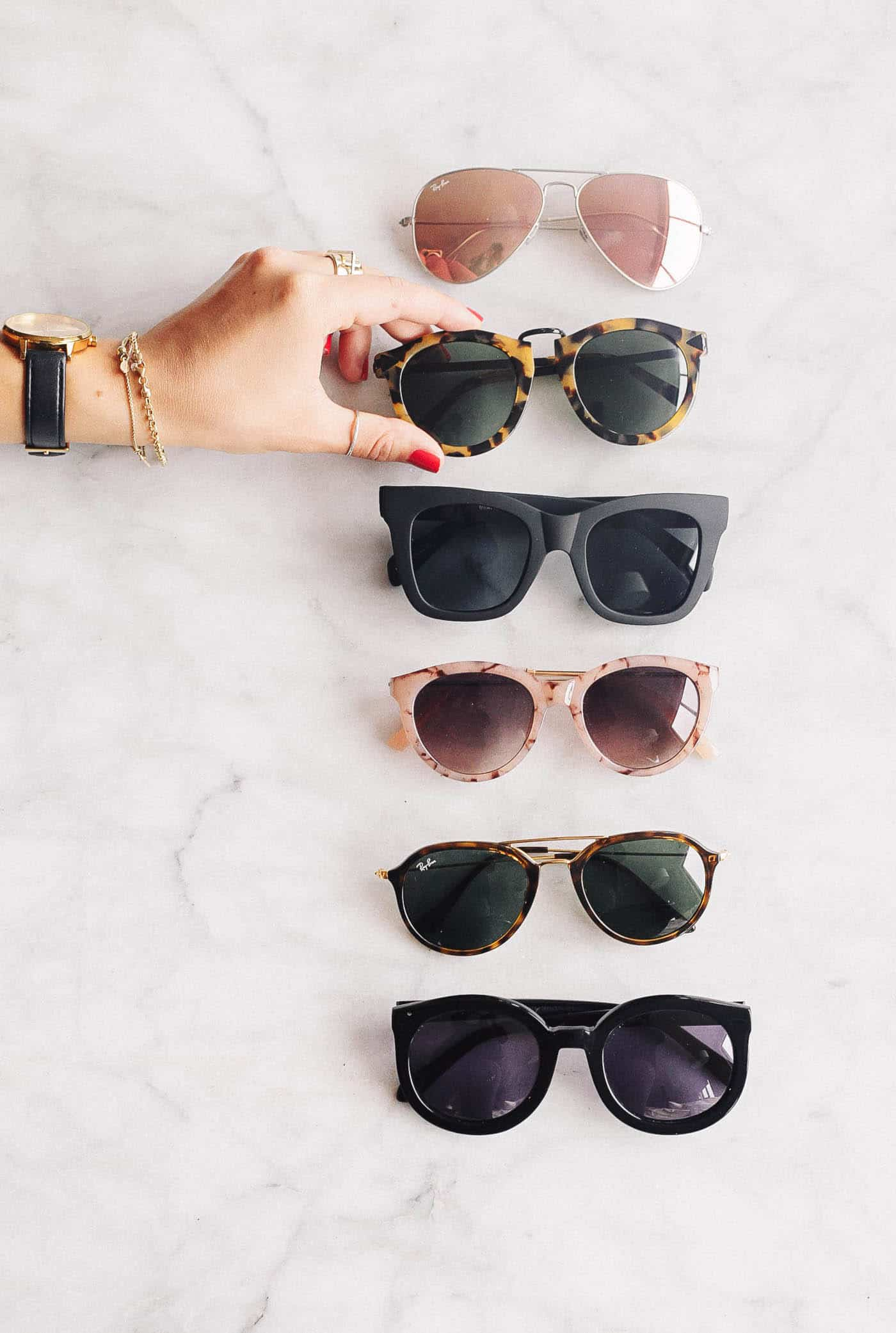 best sunglasses to have for summer, best affordable sunglasses - My Style Vita @mystylevita