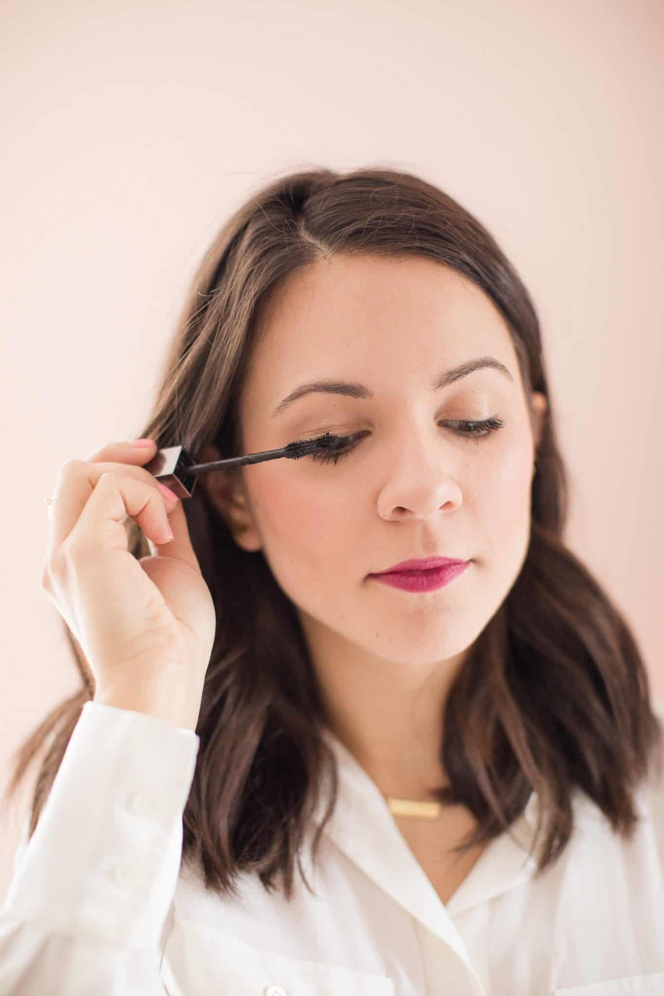How to get bold lashes, the best mascara for longer lashes - My Style Vita @mystylevita