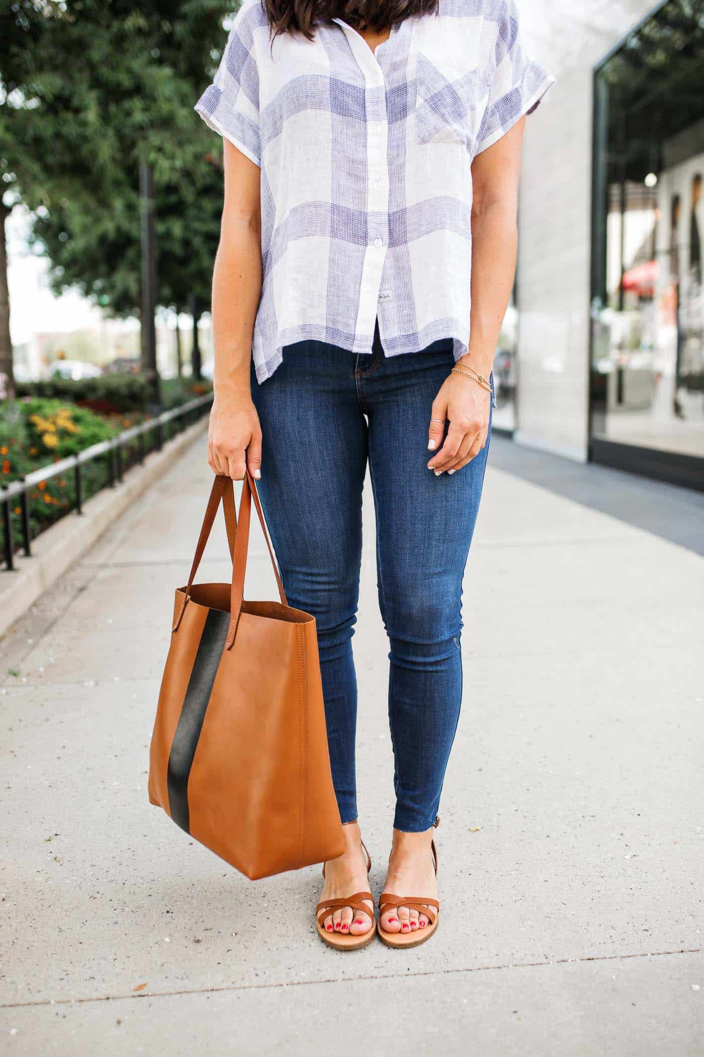 The best work bag from Madewell