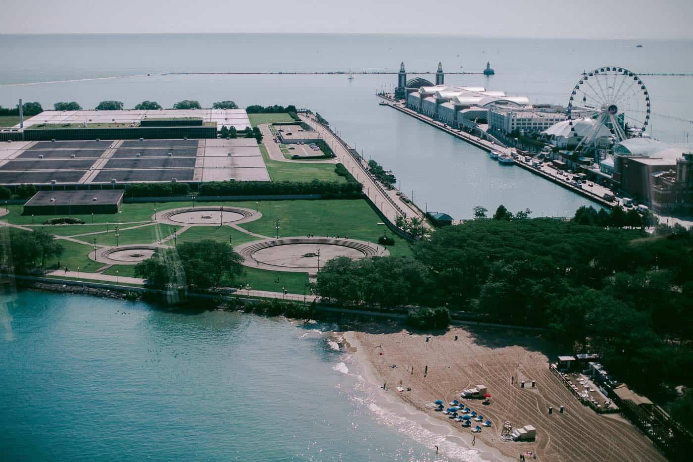 chicago, photos of chicago, lake michigan - My Style Vita @mystylevita