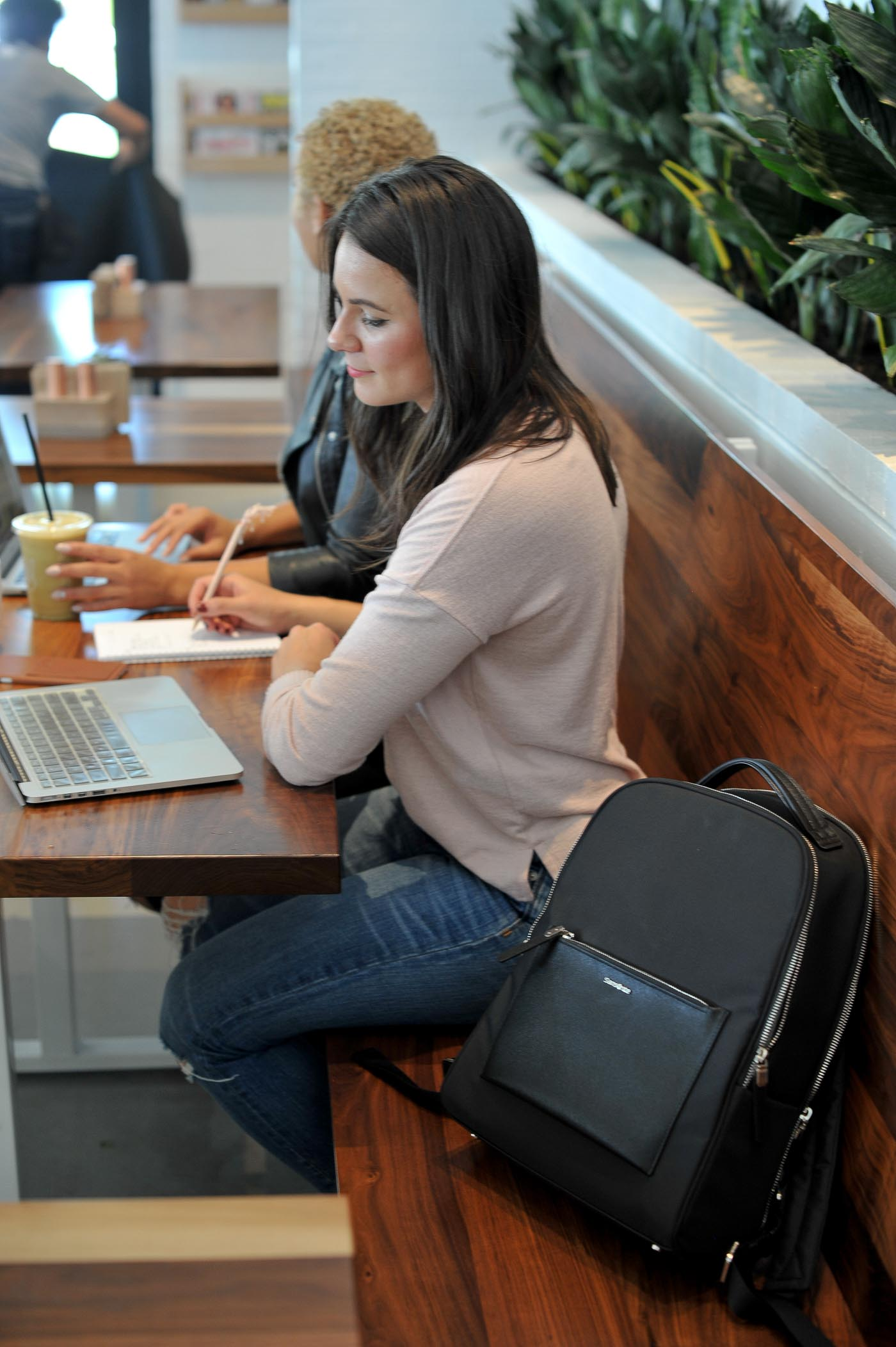 best backpack for a laptop, a stylish laptop backpack - My Style Vita @mystylevita