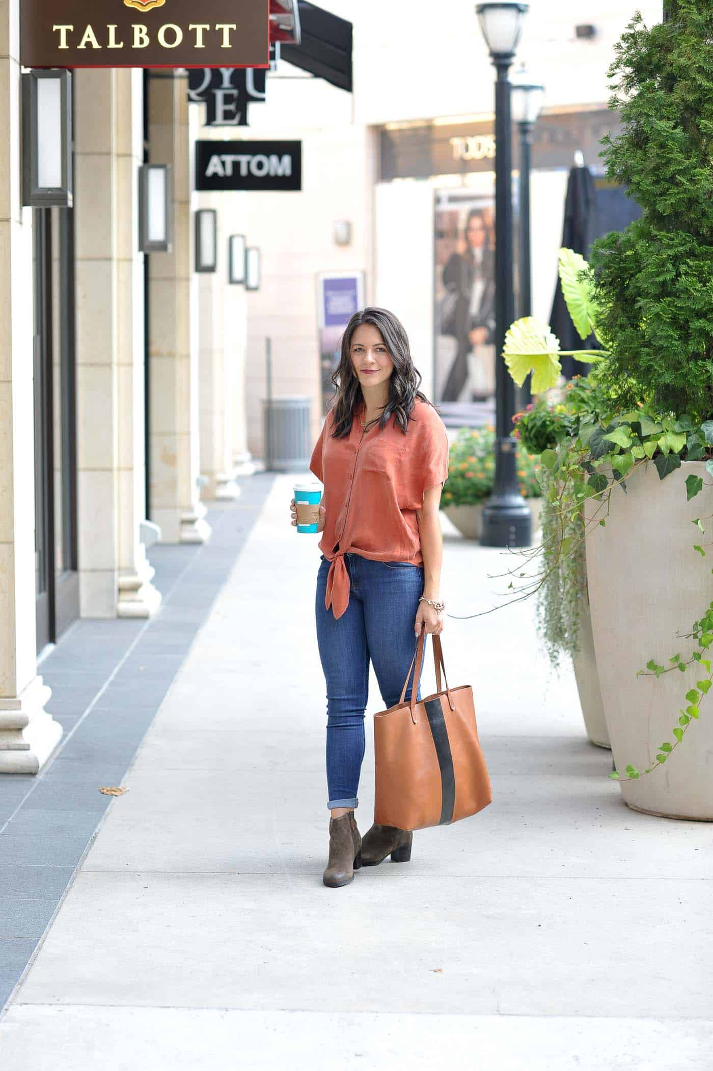 ... casual fall outfit ideas, fall fashion, comfortable boots - My Style  Vita @mystylevita ...
