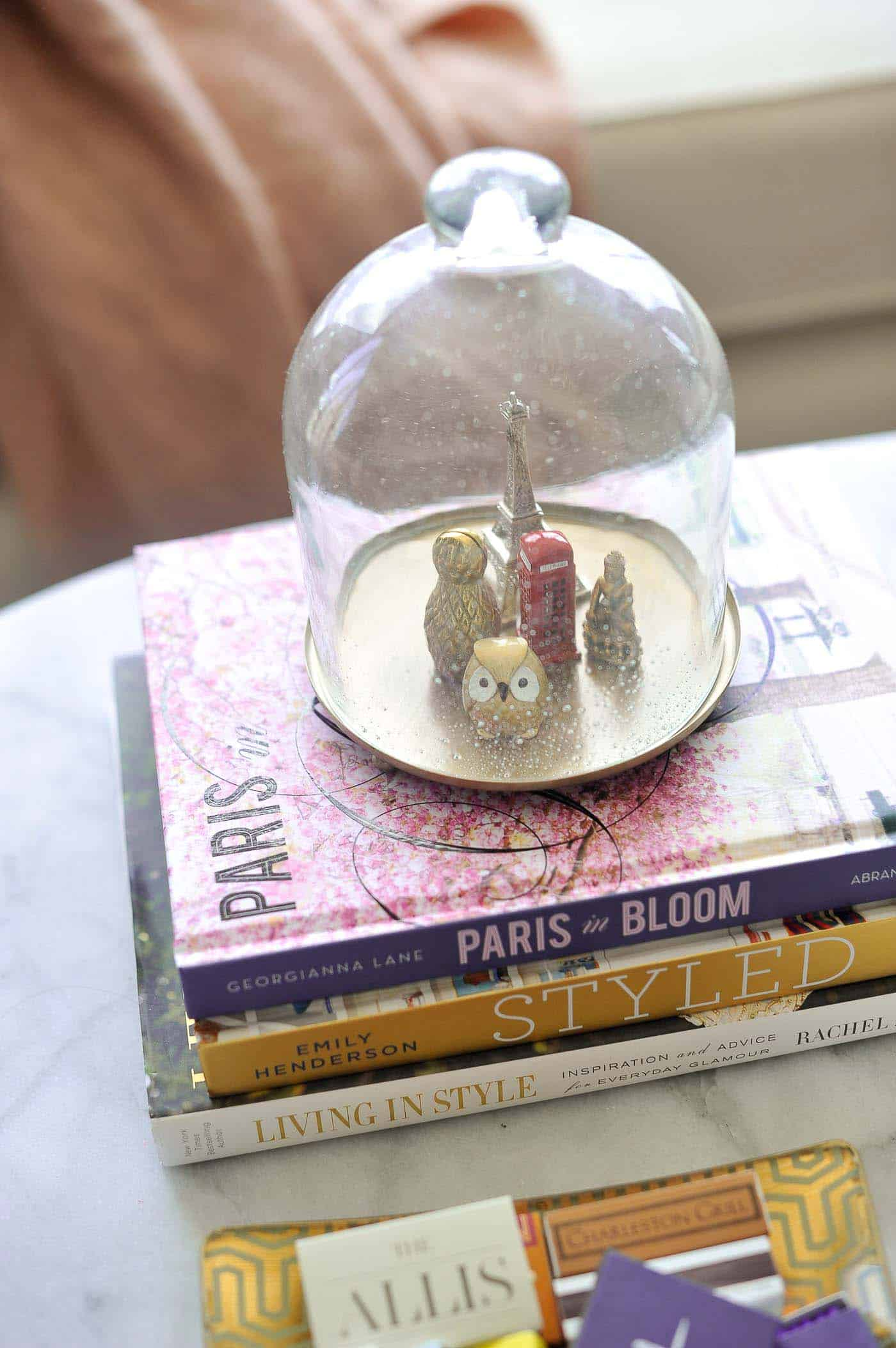 Things To Collect From Traveling, styling a coffee table - My Style Vita @mystylevita