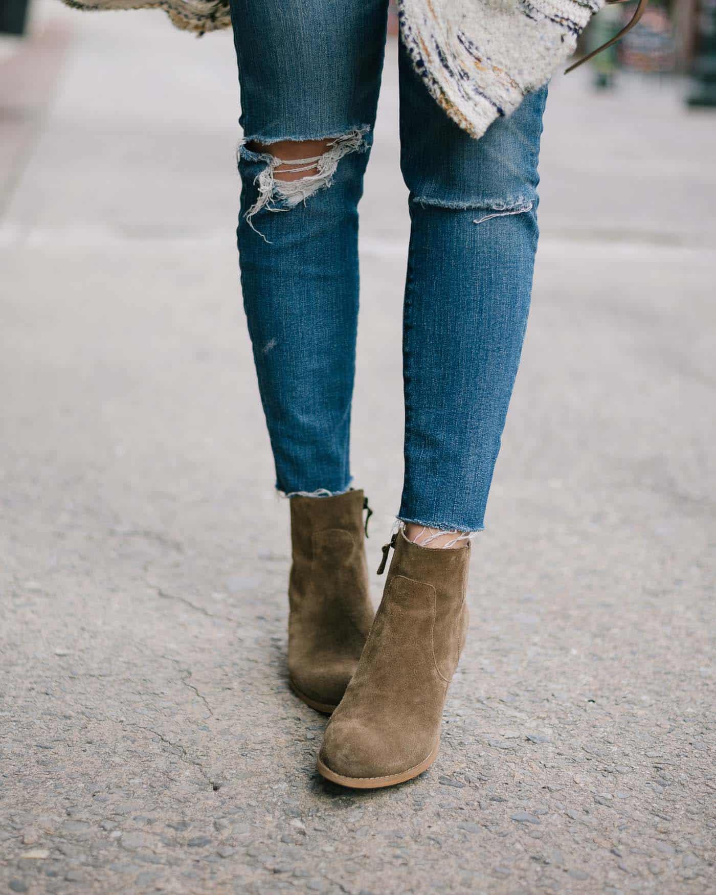 fall outfit, booties, fall boots, womens fashion - My Style Vita @mystylevita