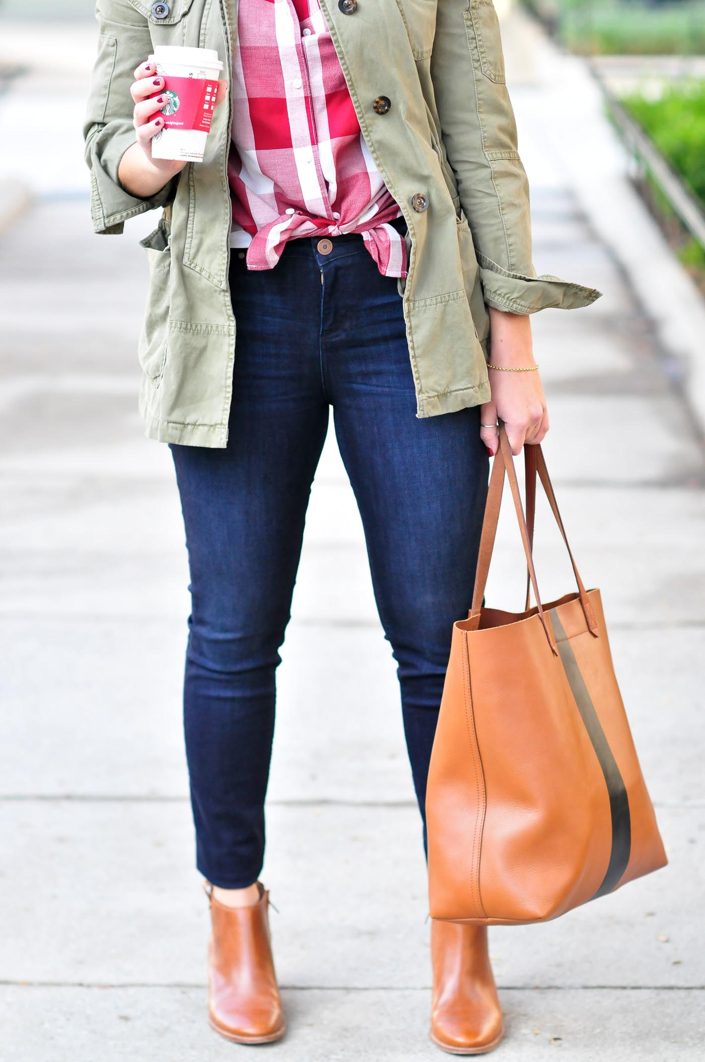 affordable denim, denim and booties, womens fashion, casual fall outfits - My Style Vita @mystylevita