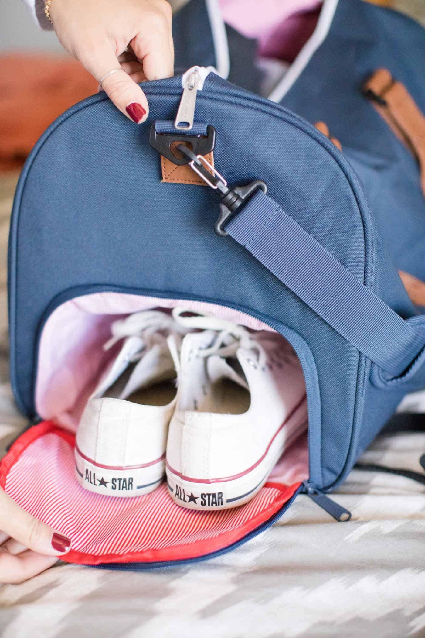 Best weekender bags for short trips