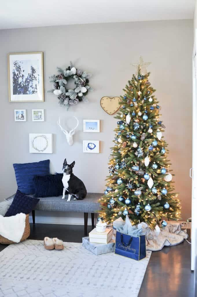 Tips to creating a pretty christmas tree my style vita