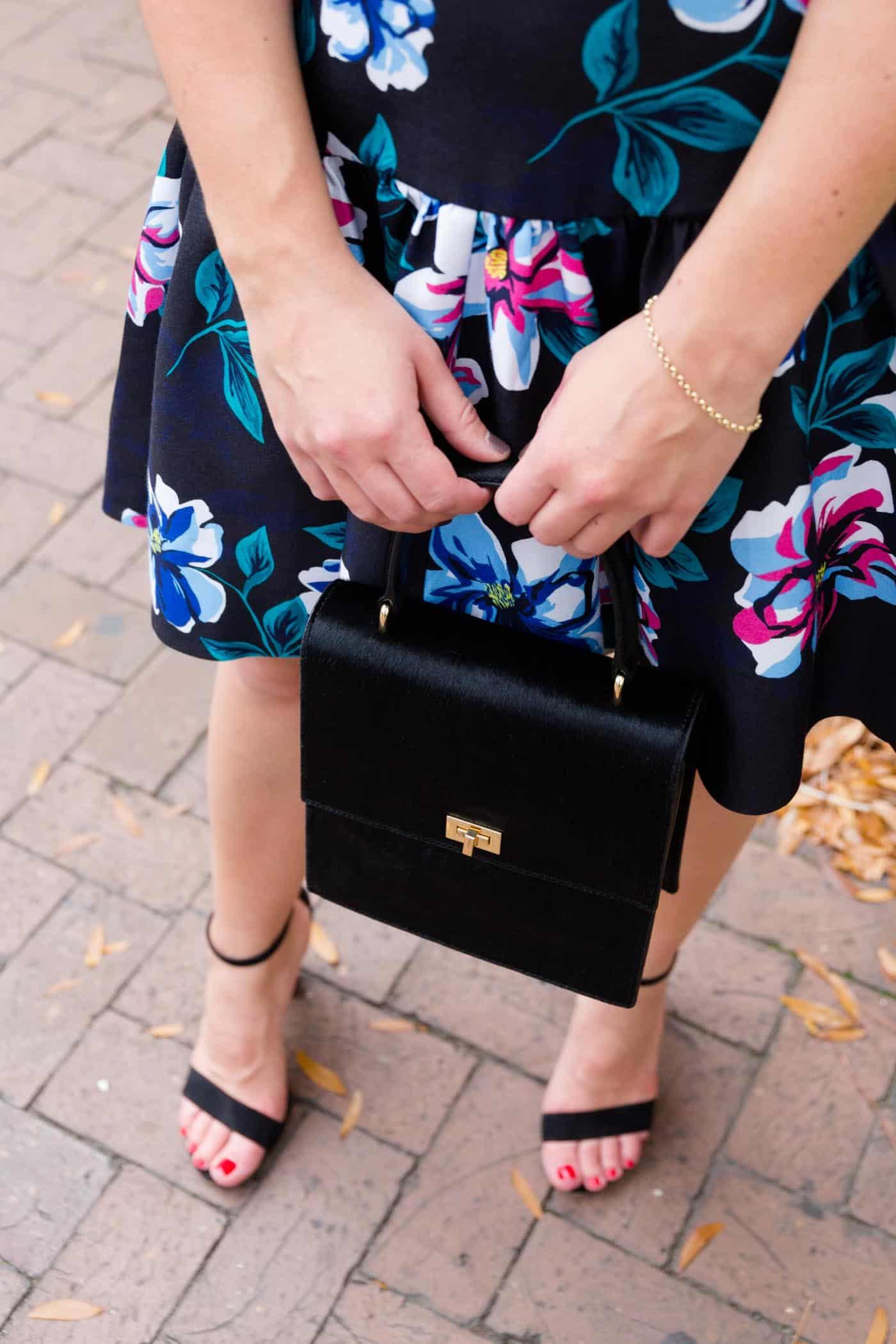 drop waist dress, Draper James Dorothy dress, floral dress - My Style Vita @mystylevita