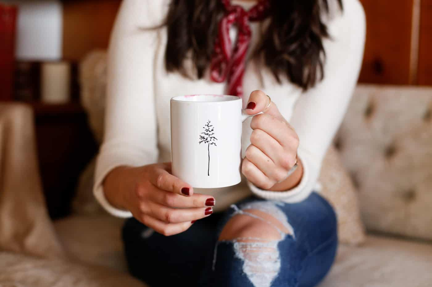 morning coffee, Edson Hill, cozy winter - My Style Vita @mystylevita