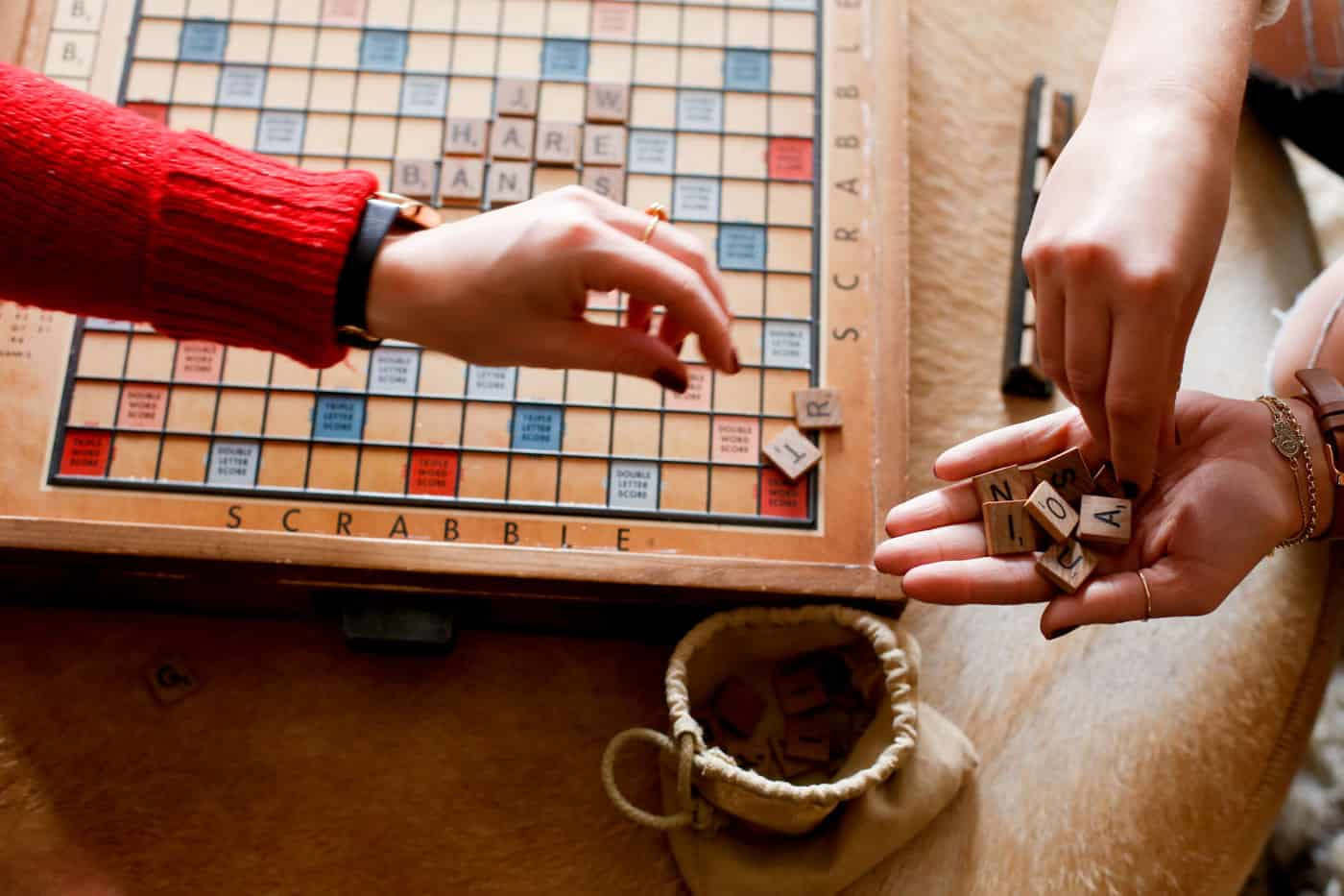 best adult board games to play, fun board games for groups, scrabble - My Style Vita @mystylevita