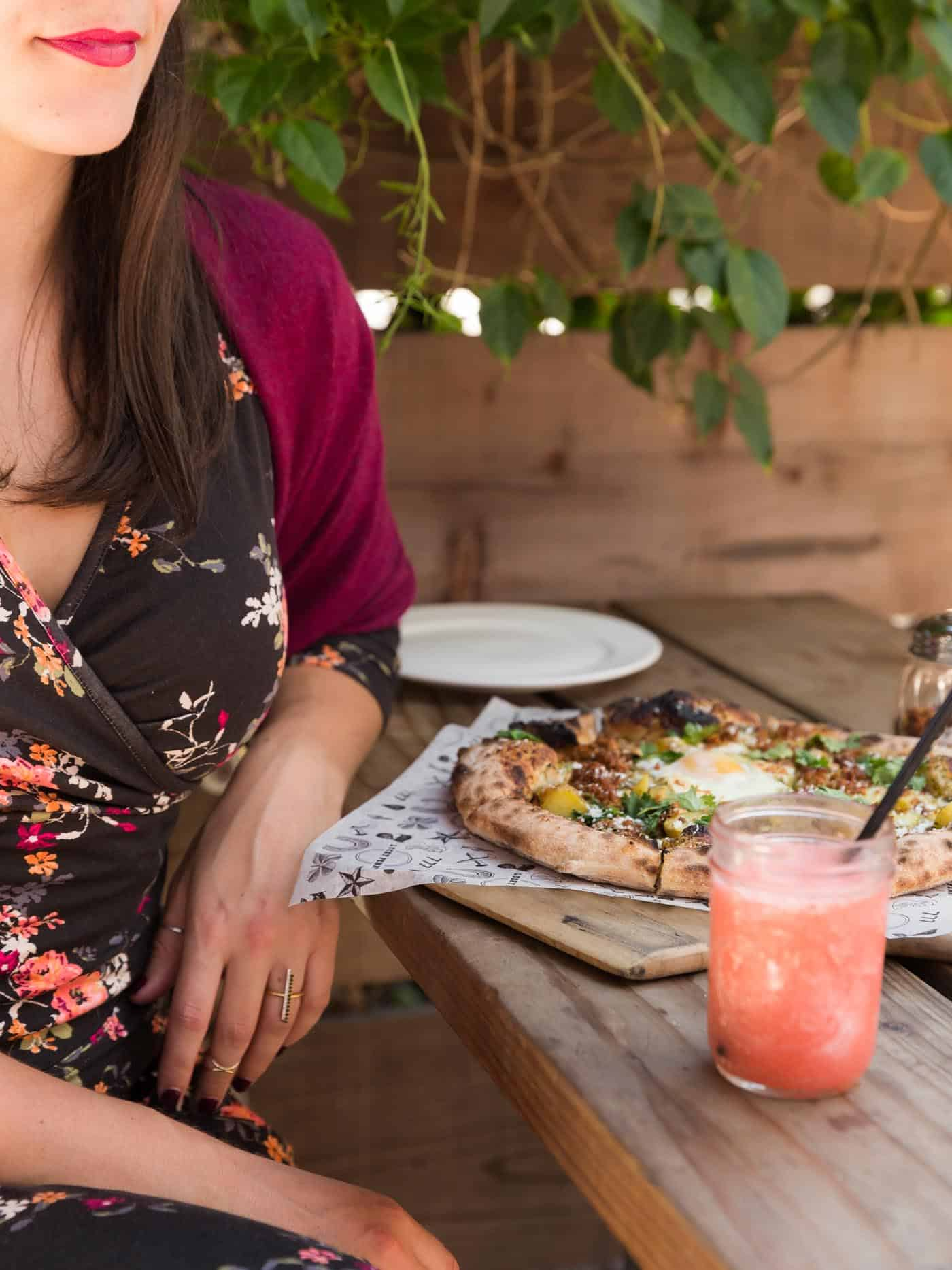 pizza, best pizza in Santa Barbara, Santa Barbara Travel Guide - My Style Vita @mystylevita