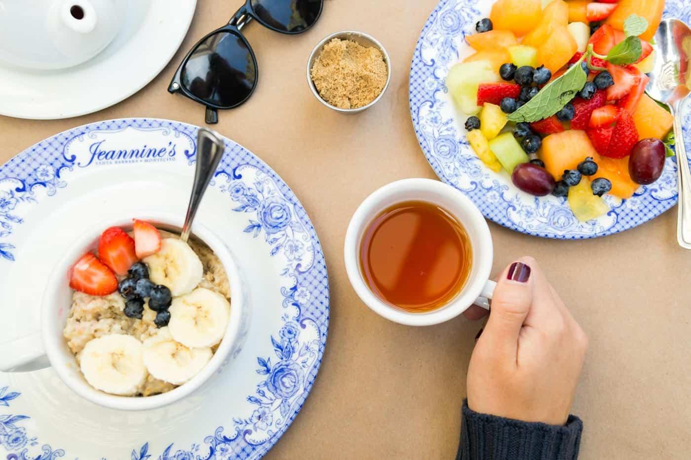 California breakfast, Jeannine's in Santa Barbara, Travel Guide - My Style Vita @mystylevita