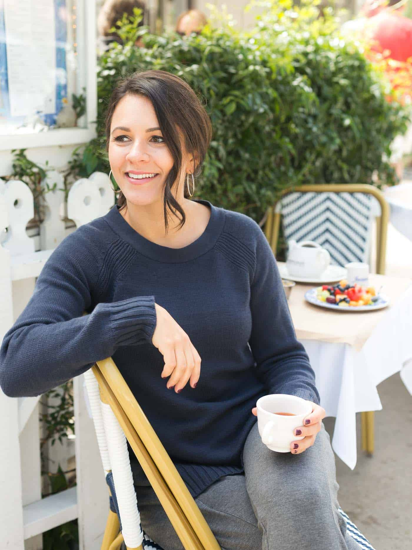 California breakfast, Jeannine's in Santa Barbara, Travel Guide, Morning Coffee - My Style Vita @mystylevita