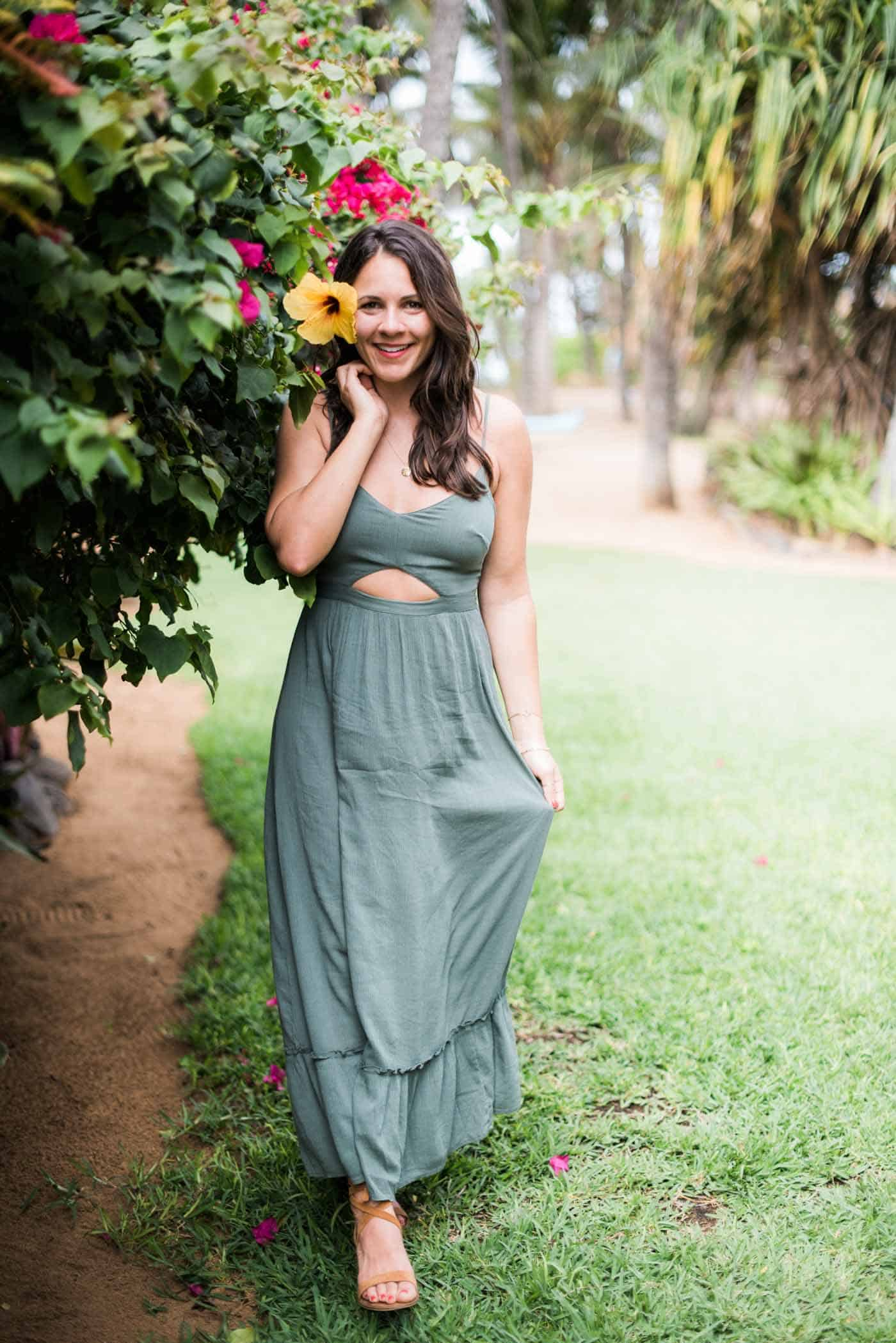 yellow hibiscus, hawaii state flower, vacation style - My Style Vita