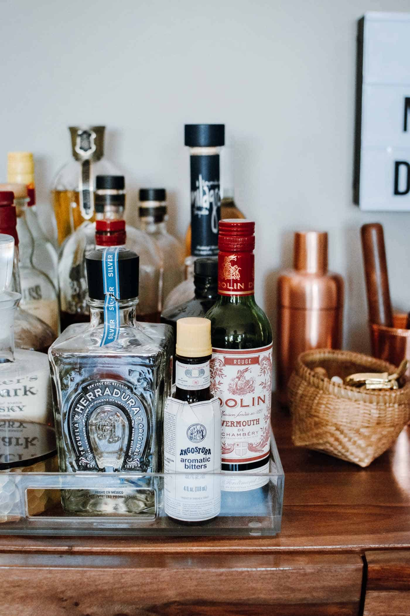 The Ultimate At Home Bar Essentials Guide