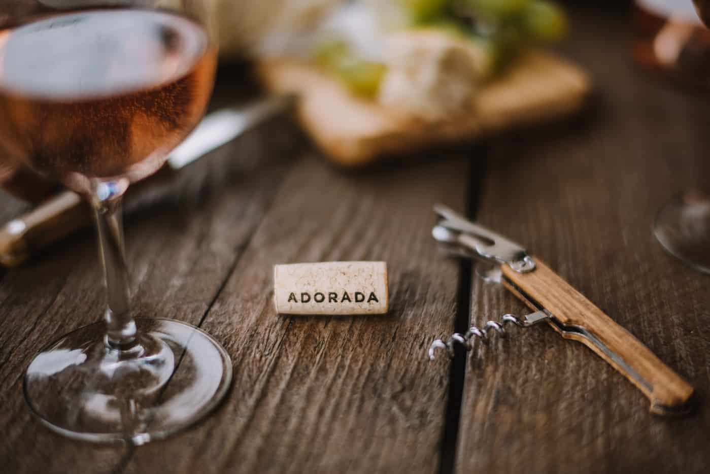 adorada wines, wine cork - My Style Vita