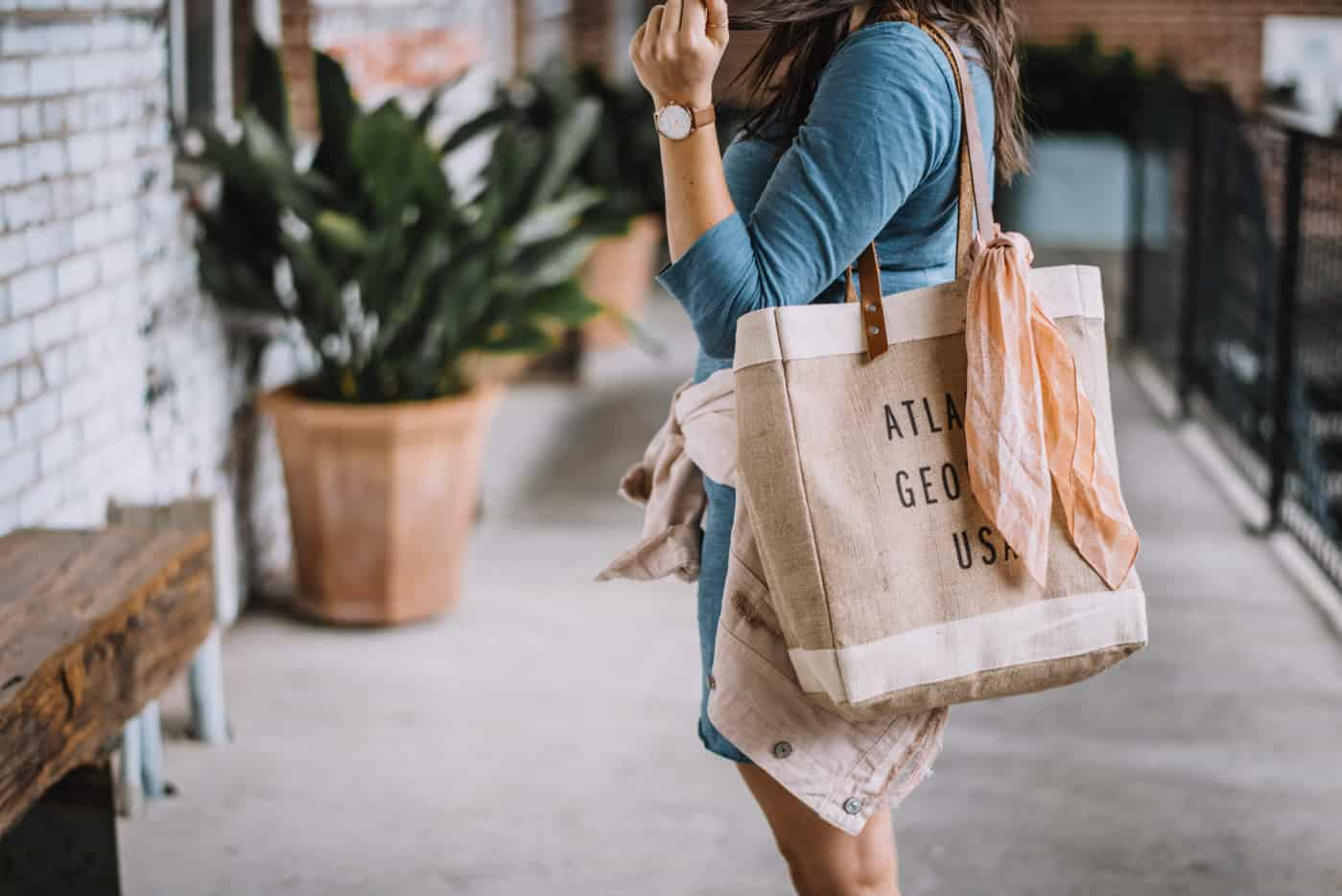 Apolis city bag, weekend farmers market bag - My Style Vita