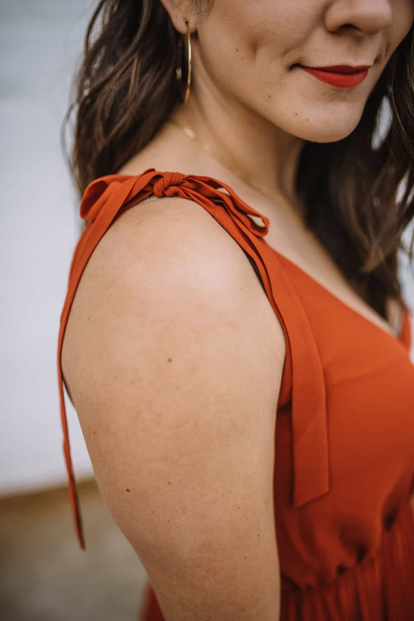 bow details, affordable dresses - My Style Vita