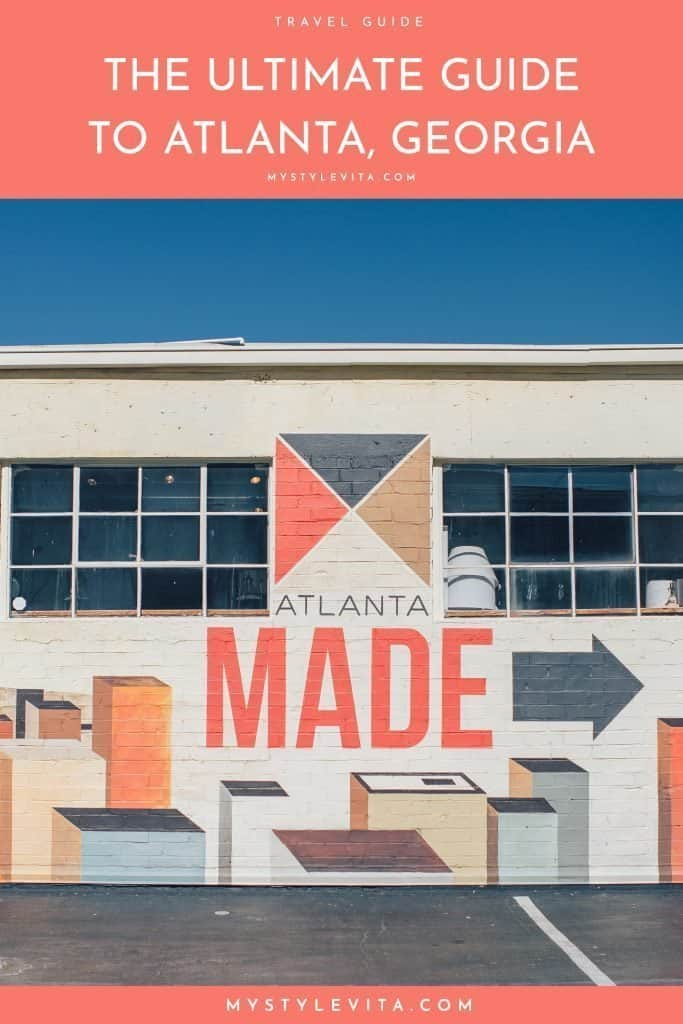 Where to Eat, Stay & Explore in Atlanta