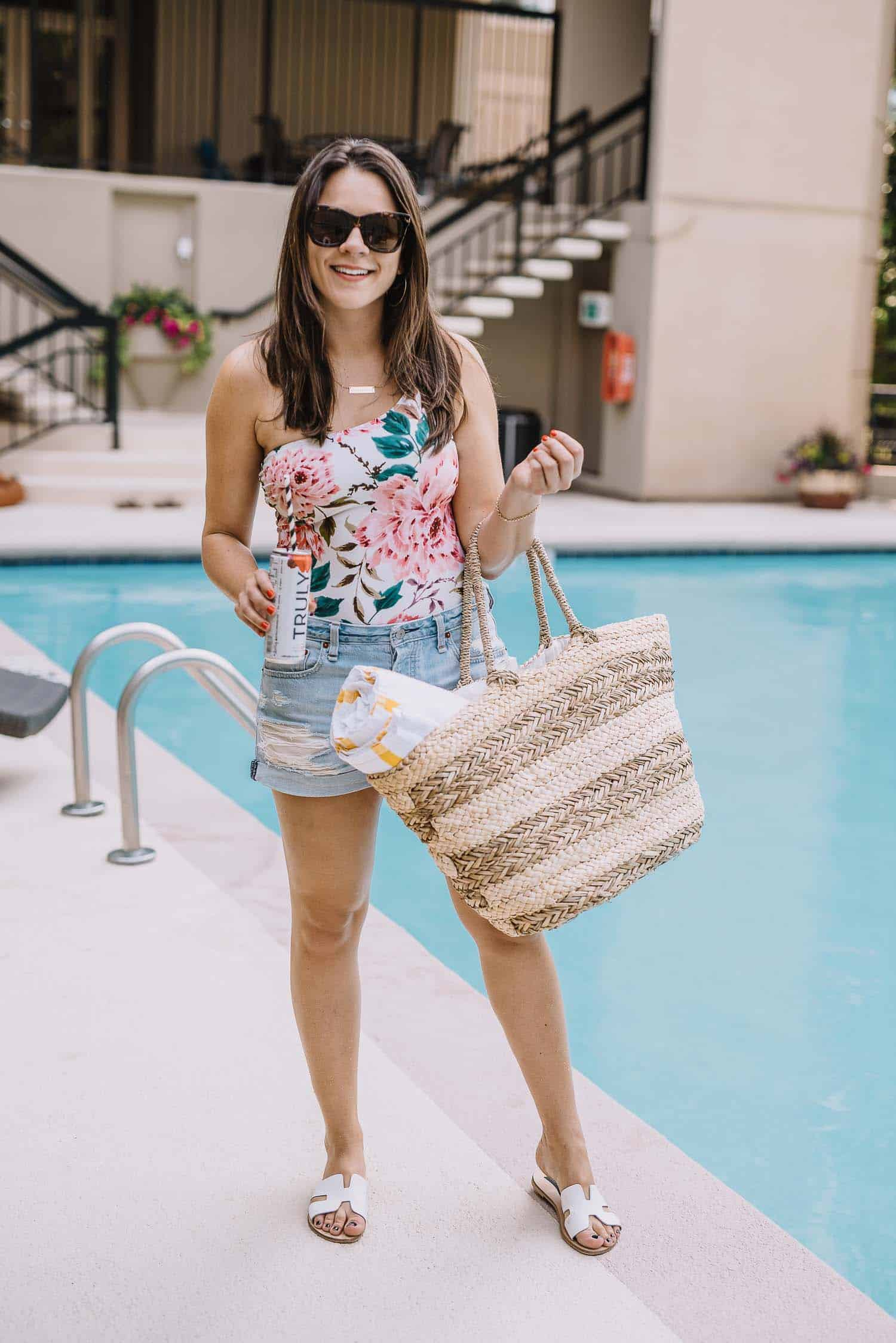 best swimsuits under 100, abercrombie and fitch swimwear, cute one piece swimsuits - My Style Vita