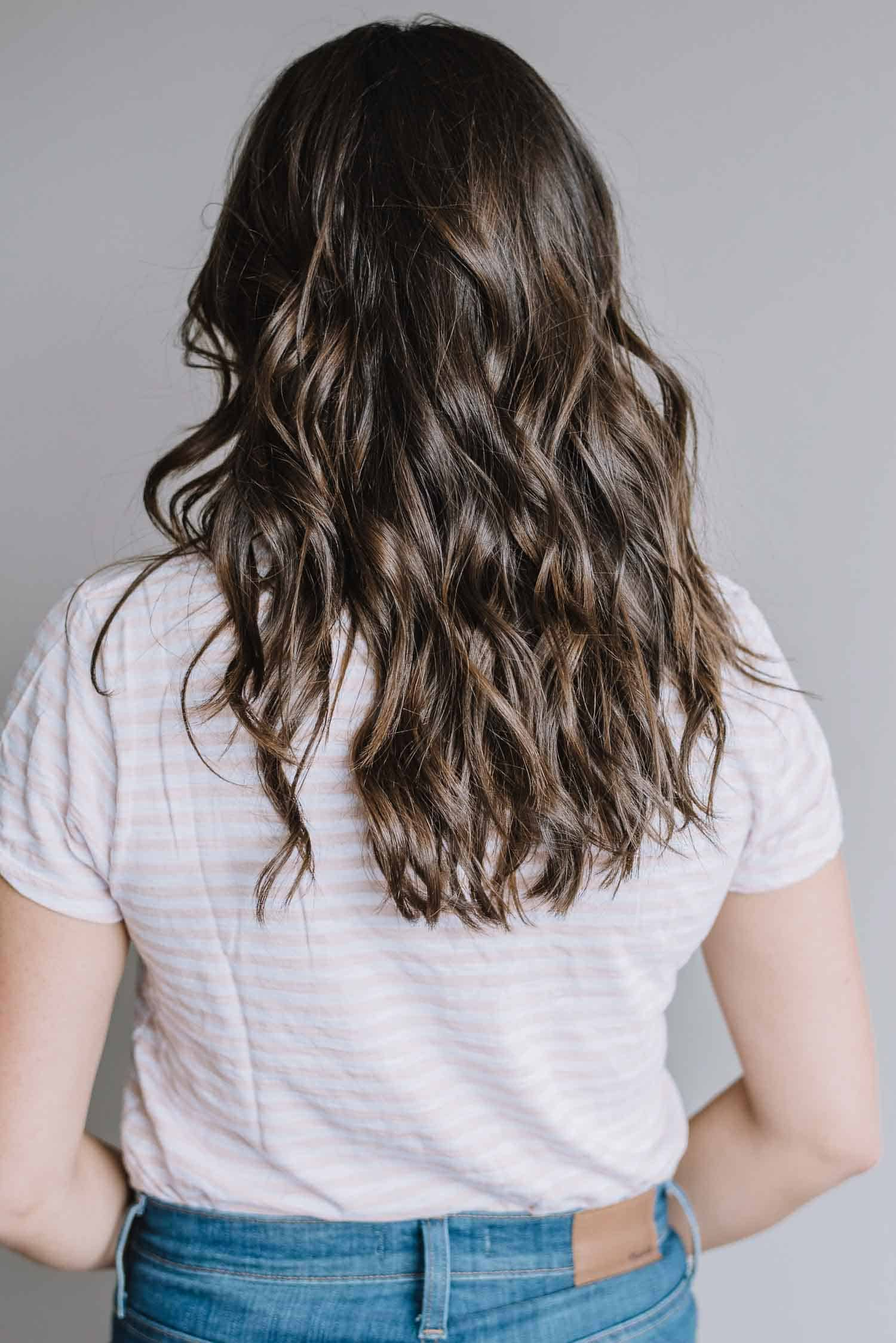 loose waves, beachy waves, balayage, what to ask for at the hair salon - My Style Vita