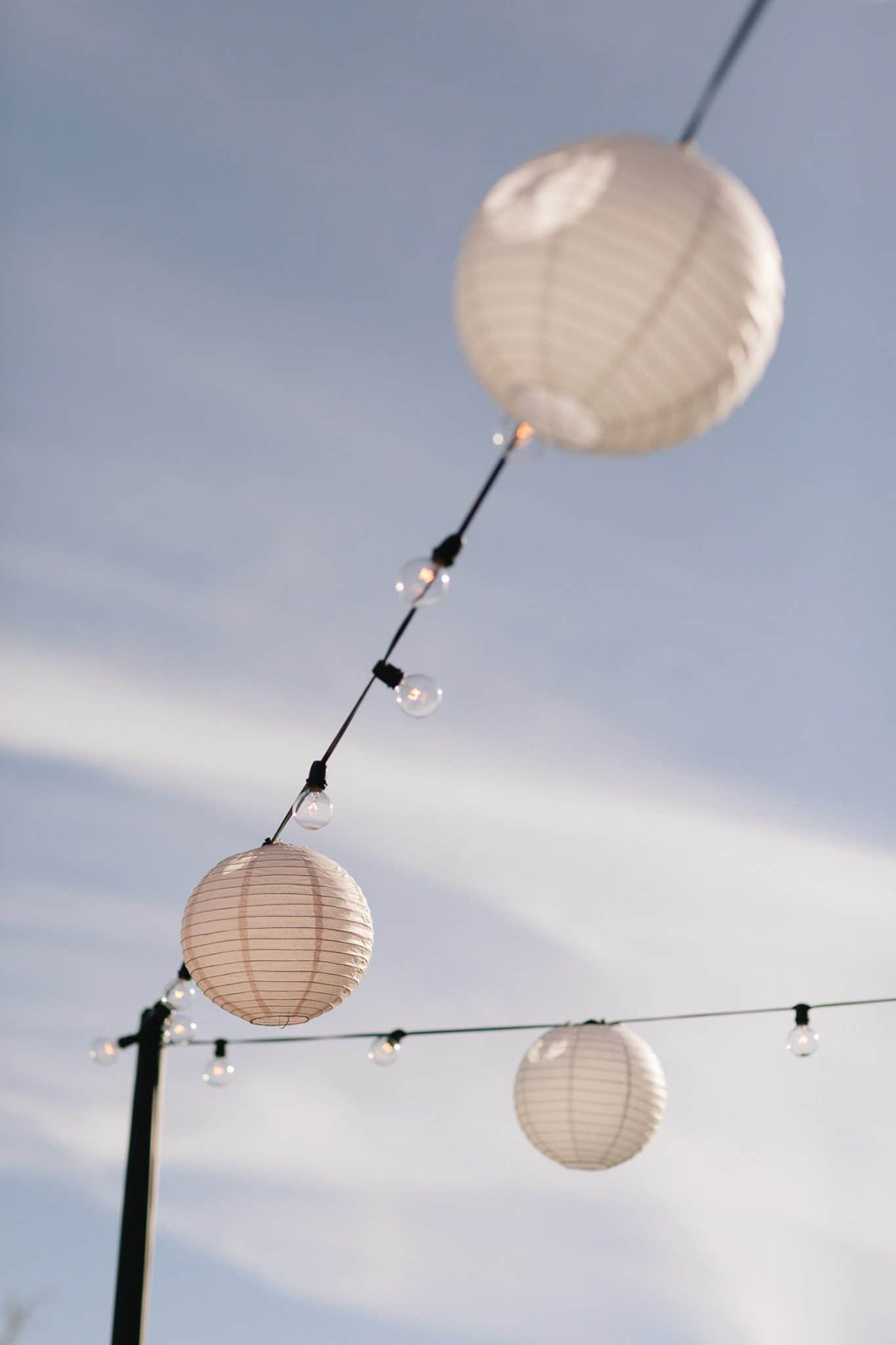 lanterns, white paper lanterns, lululemon The Immersion, best yoga retreats - My Style Vita