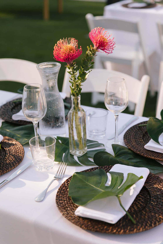 table settings, summer outdoor wedding ideas, lululemon The Immersion, best yoga retreats - My Style Vita