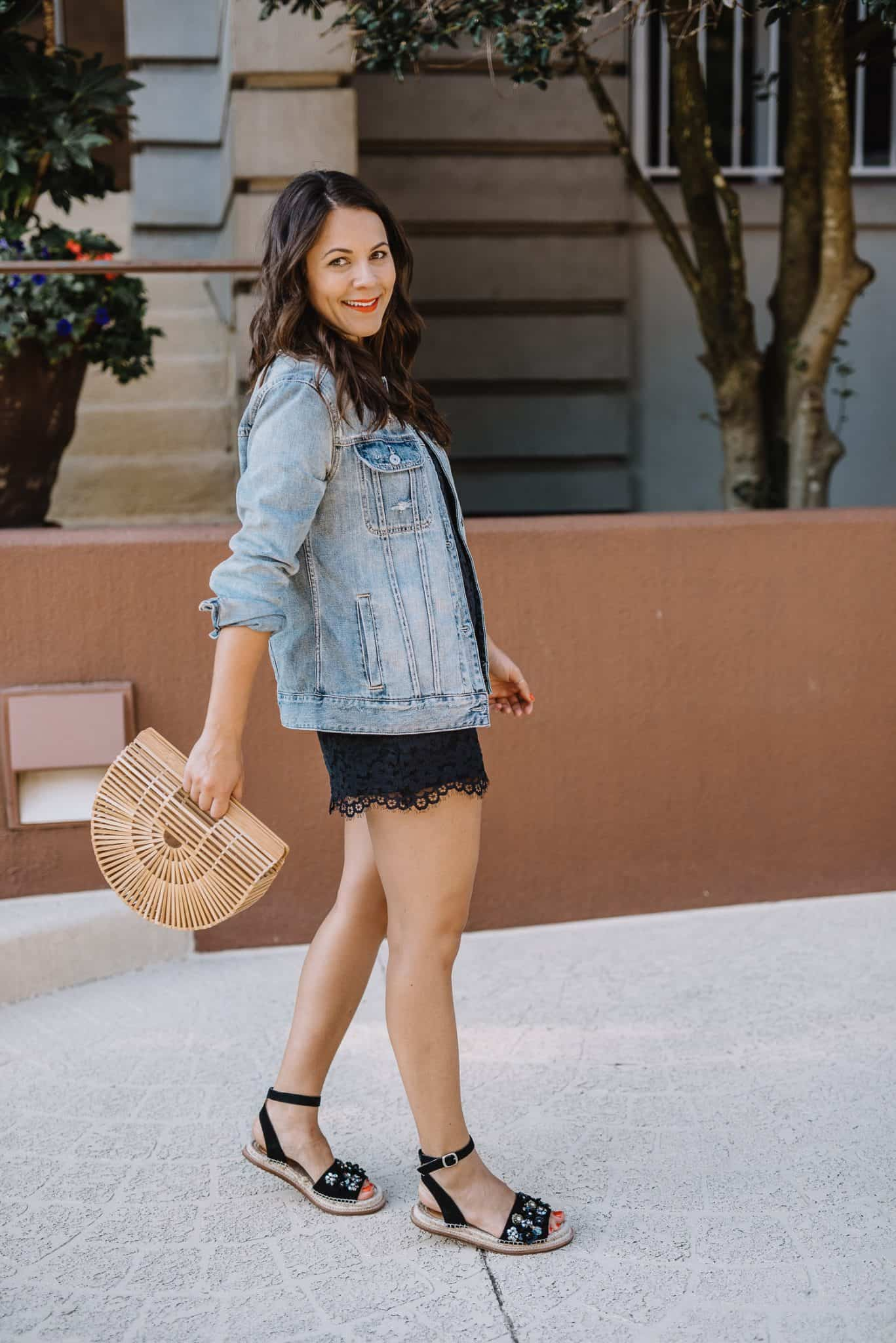 summer outfit ideas with a romper