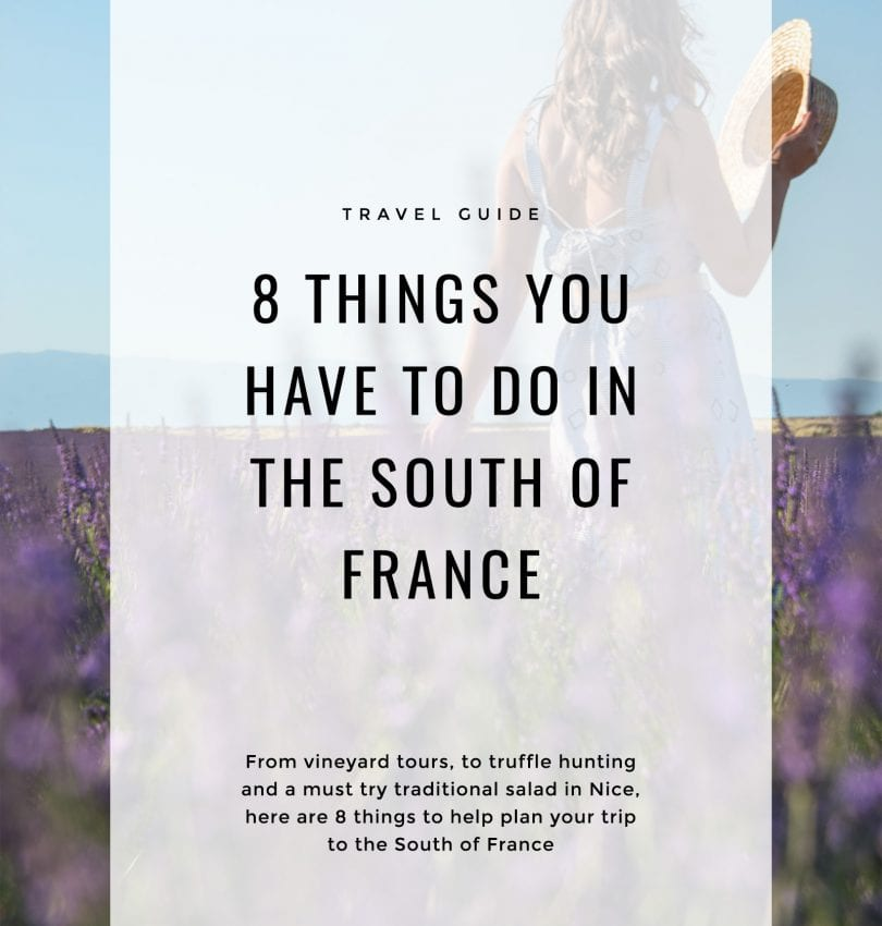 south of france travel guide, things to do in provence - My Style Vita