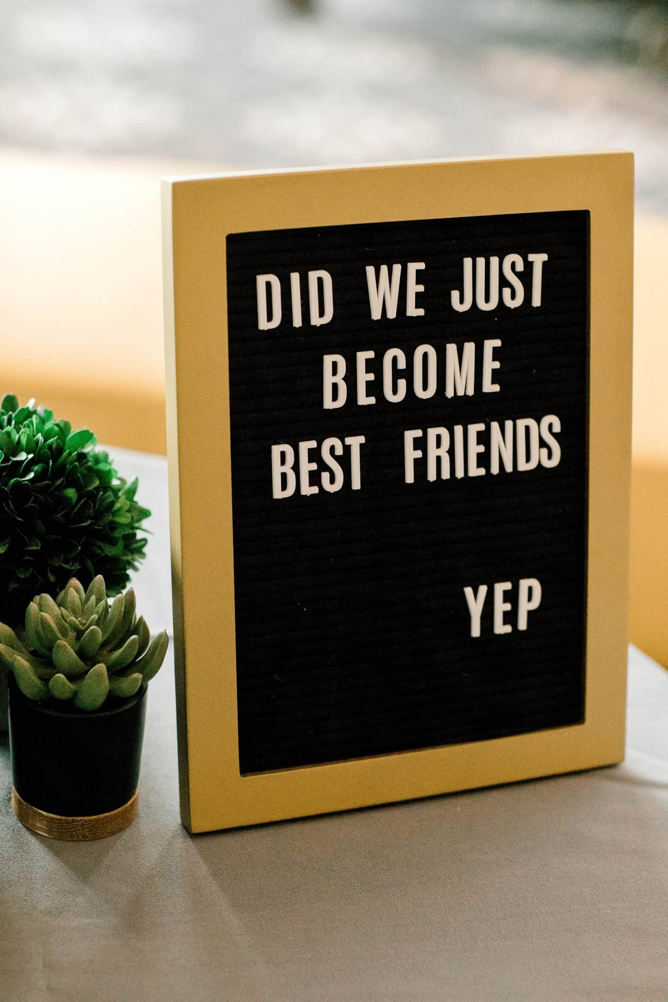letterboard sign ideas, best blogging conference - My Style Vita