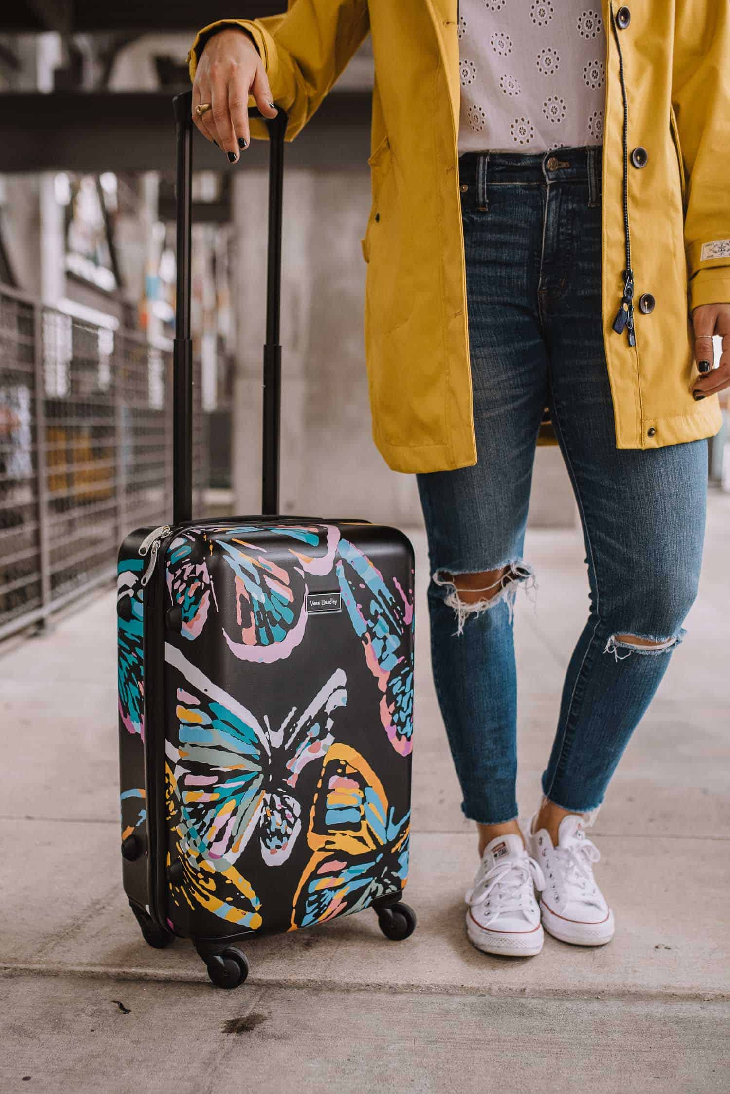 Bright Suitcases To Travel With - My Style Vita