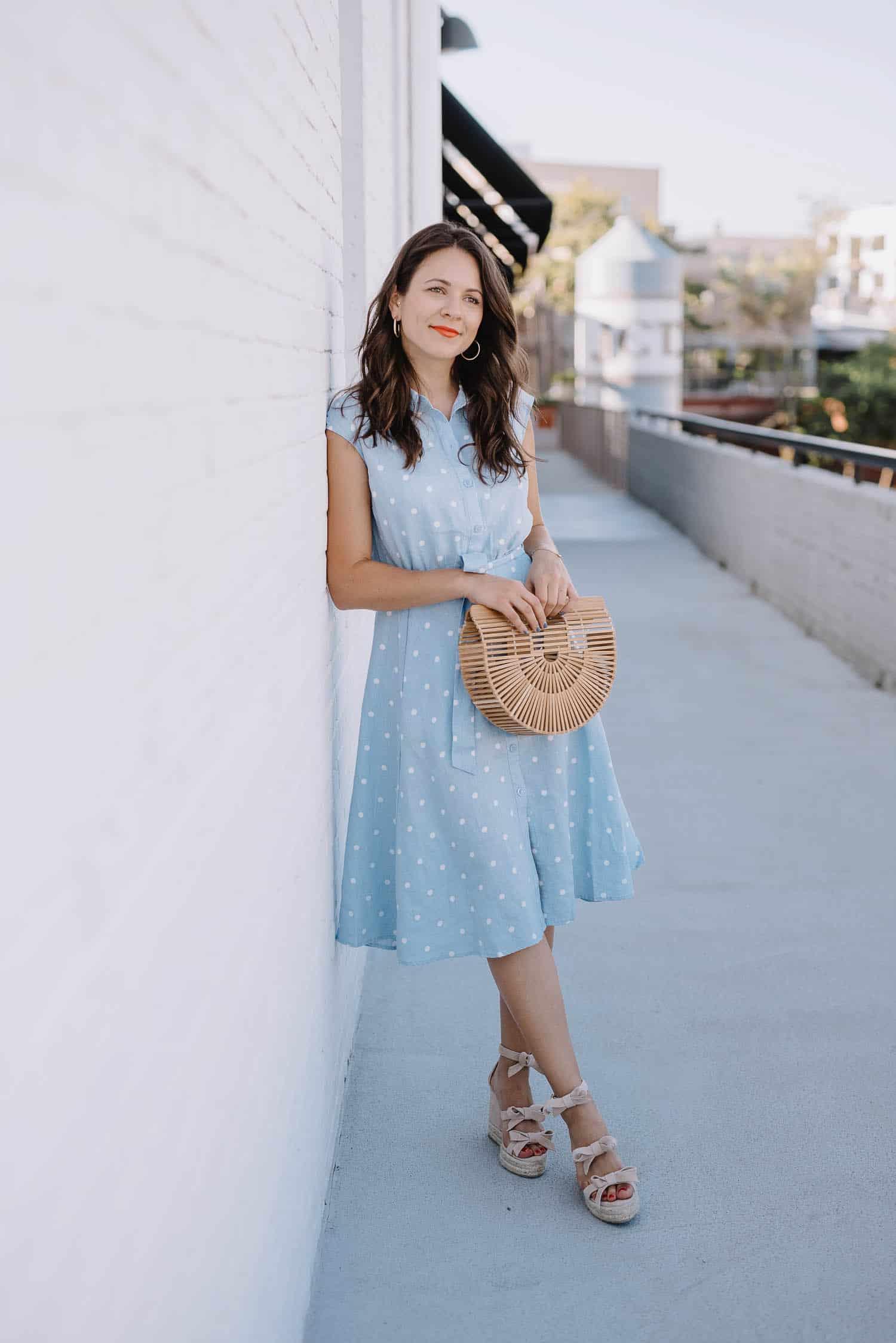 Polka Dot Dress | My Style Vita