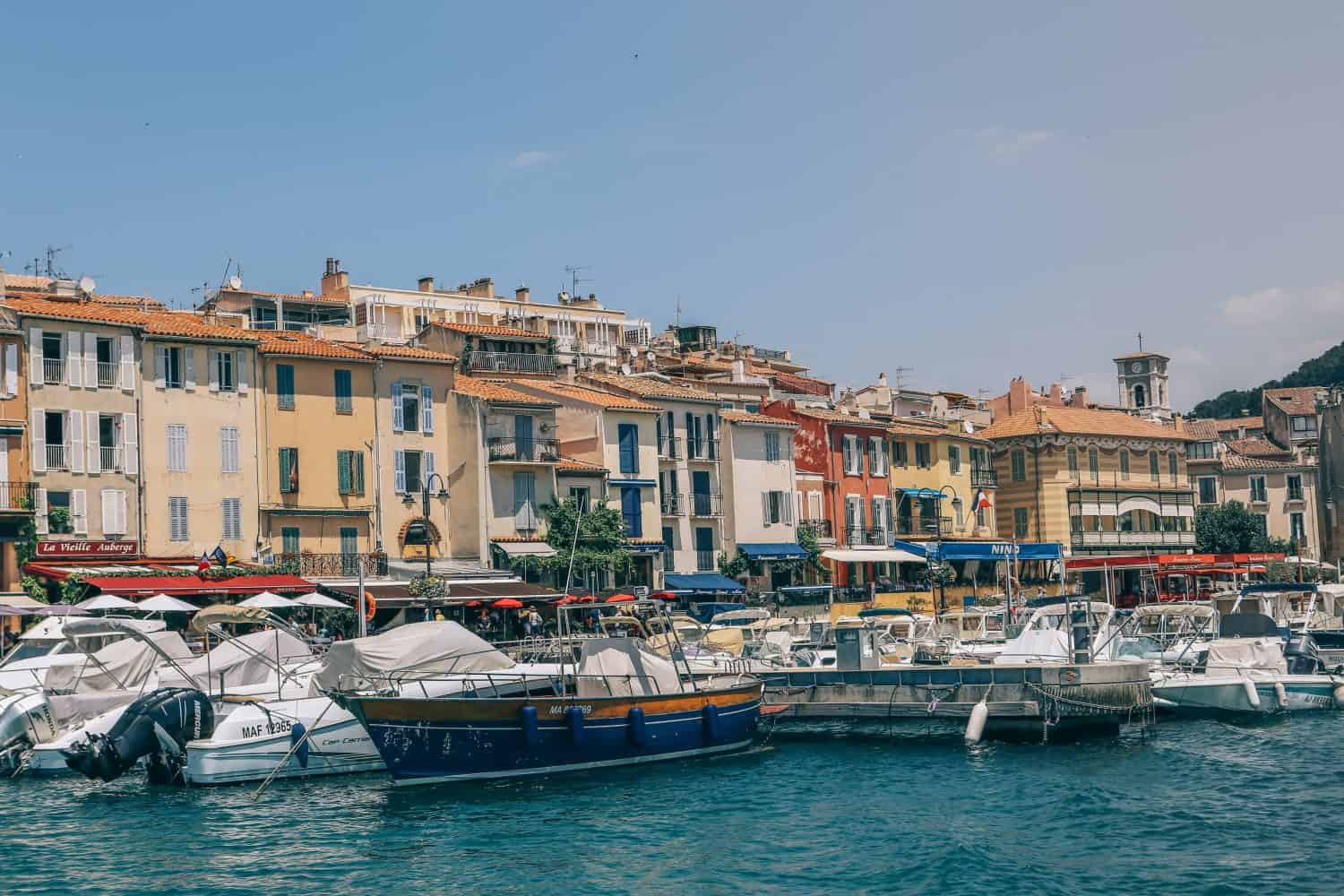 Cassis France, the best things to see in Cassis, South of France - My Style Vita