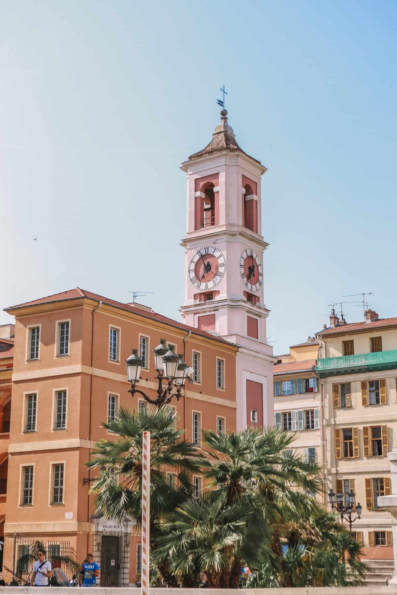 pink cathedral, nice france - My Style Vita