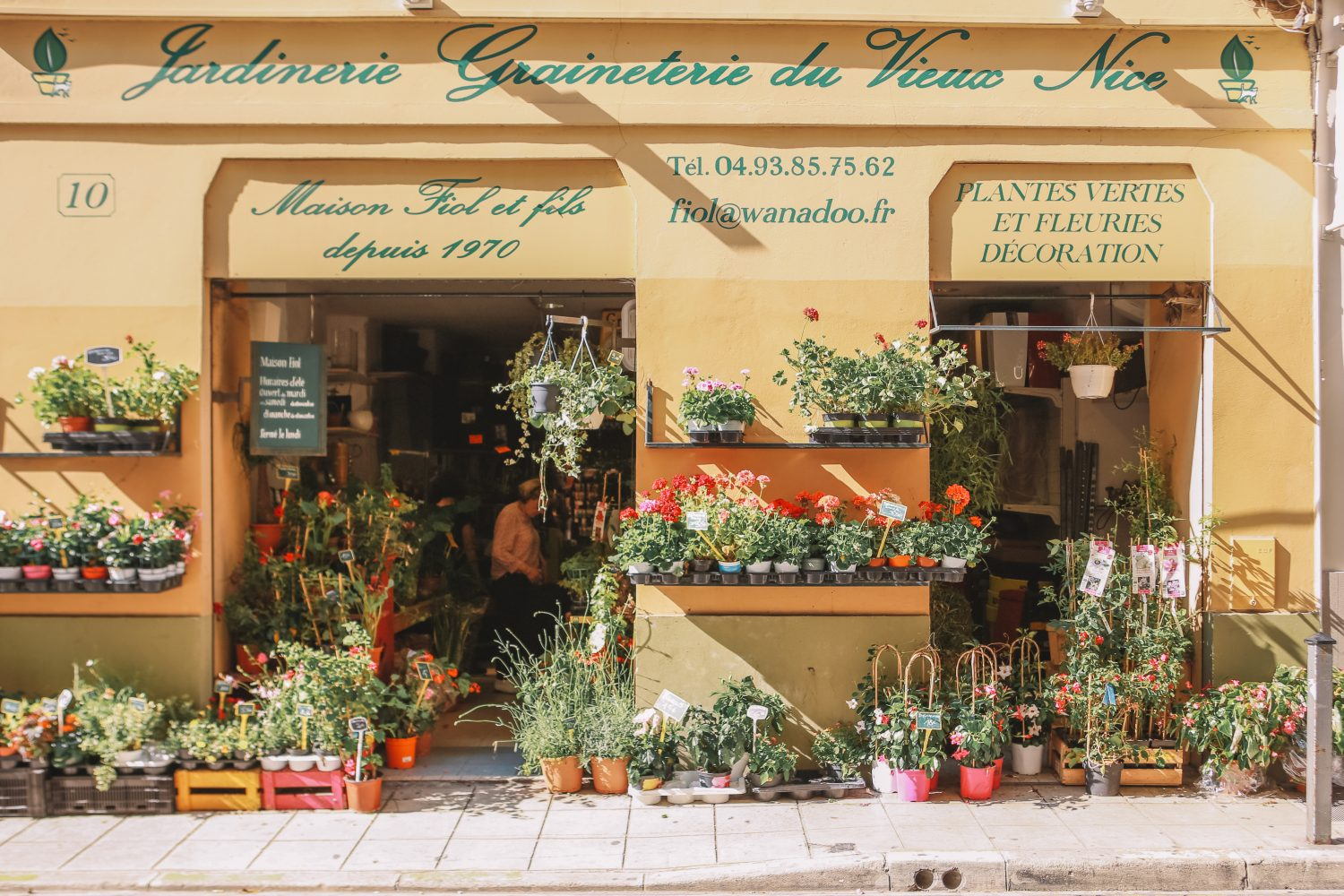 french flower shop - My Style Vita