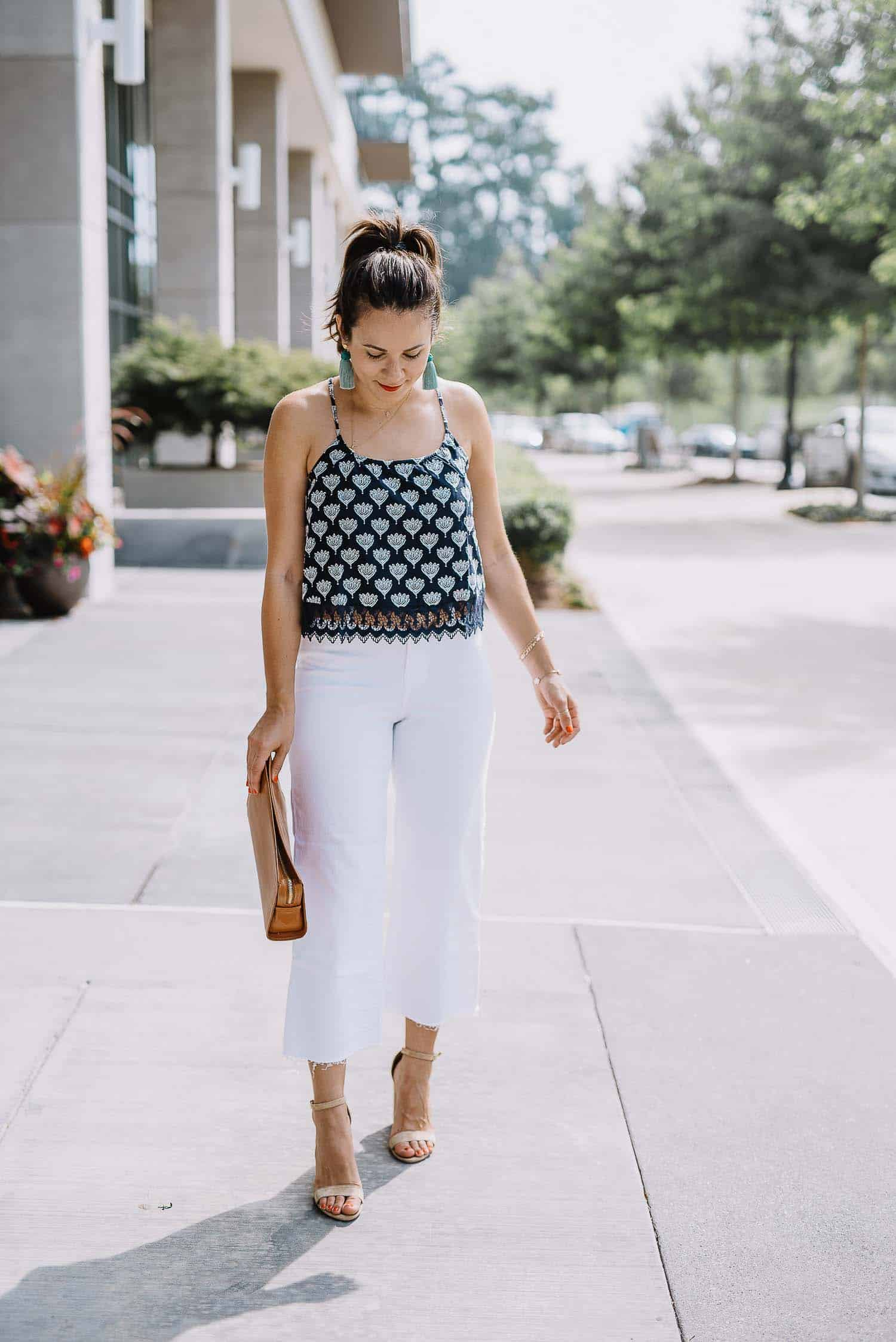 summer outfit ideas from fashion blogger My Style Vita