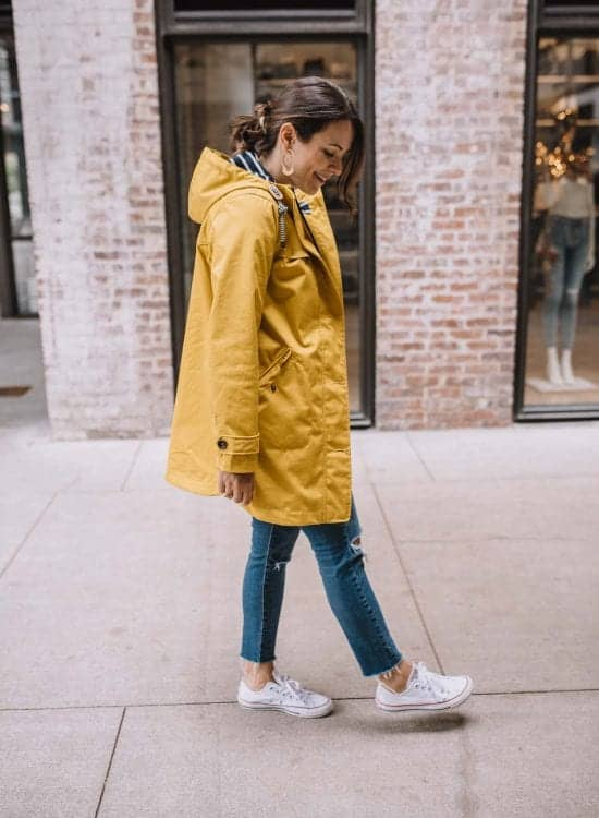 affordable raincoats