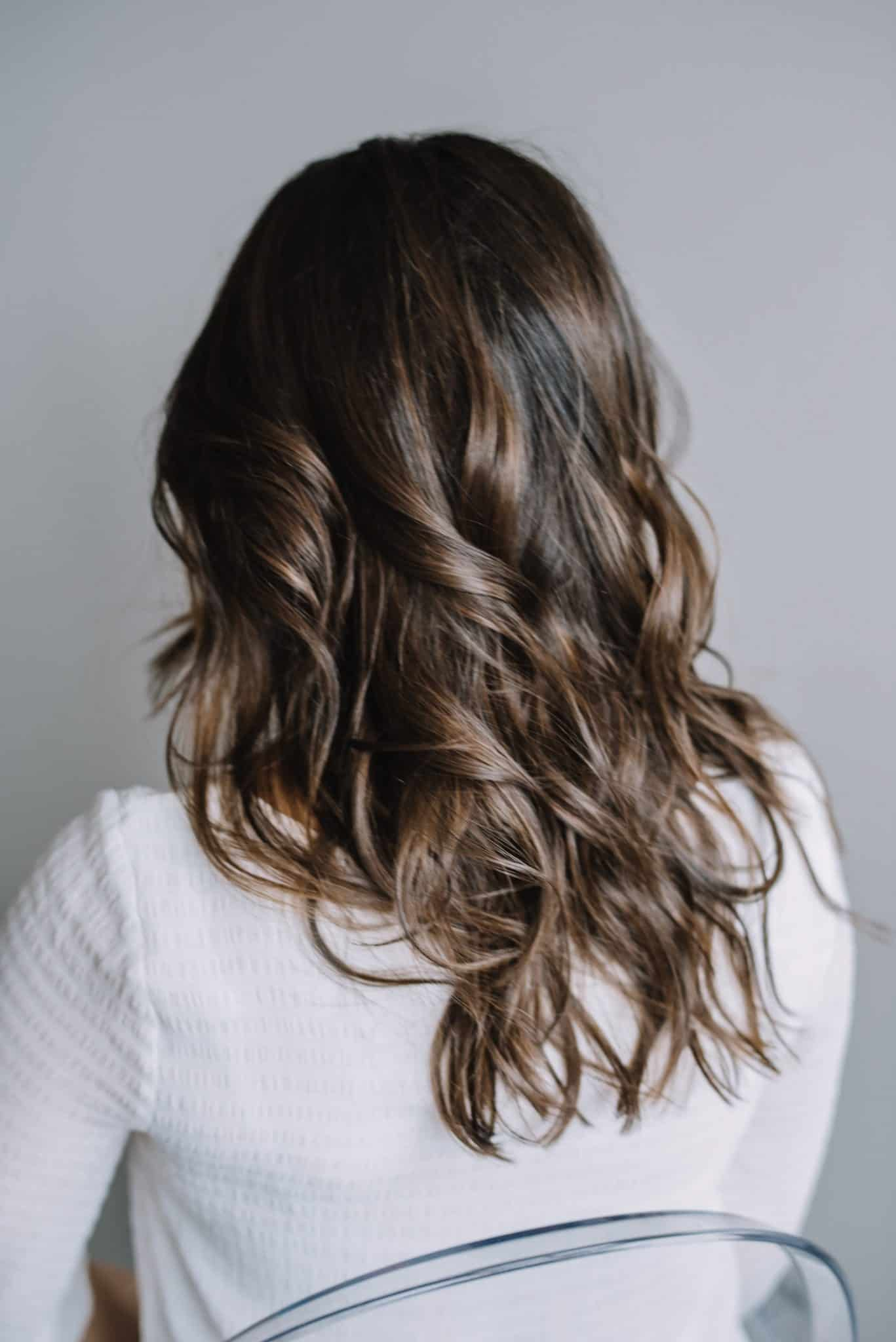 everyday beach waves, kristin ess hair pin tutorial, how to use a hair pin