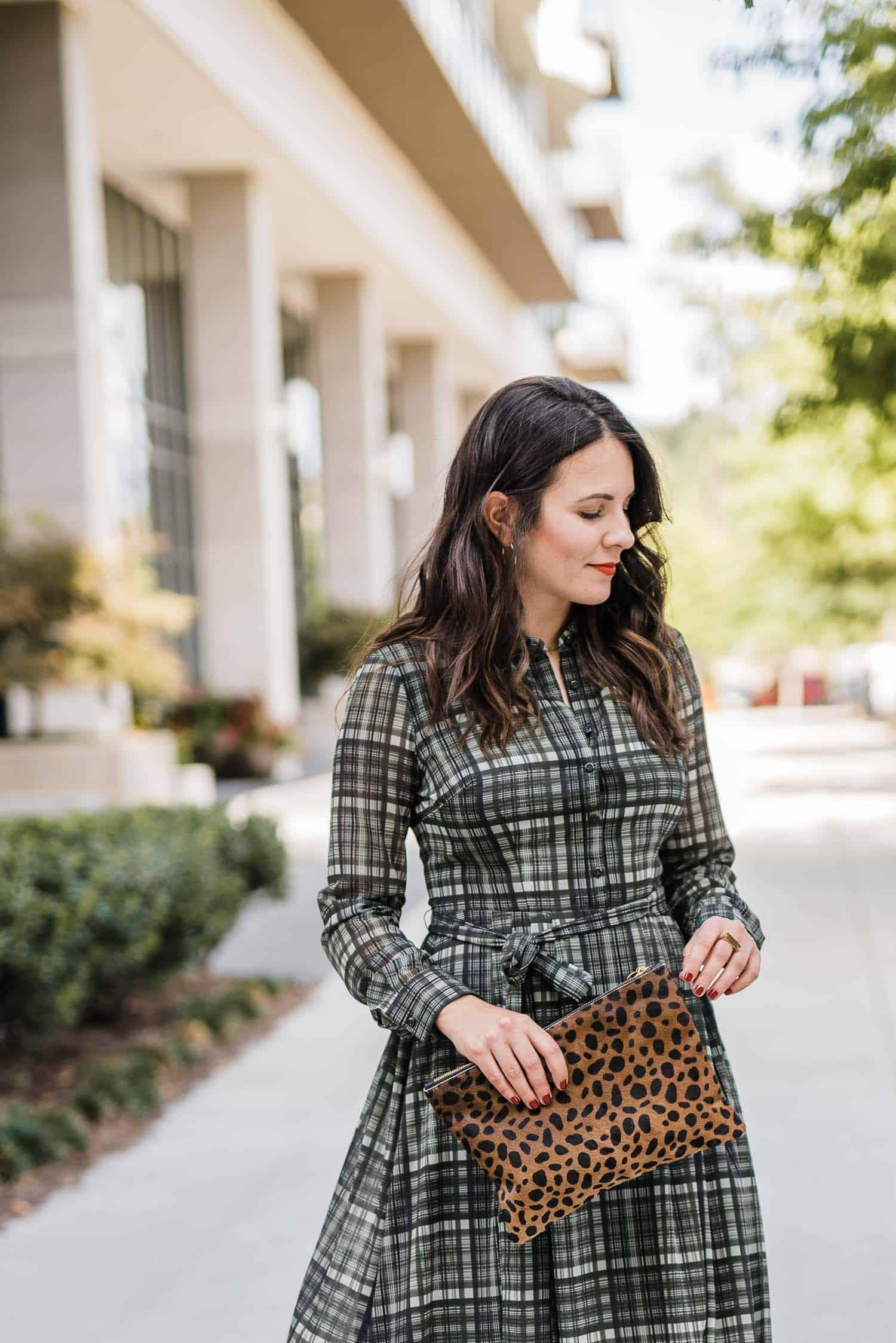 plaid shirtdress, Gal Meets Glam Jessie Dress - My Style Vita
