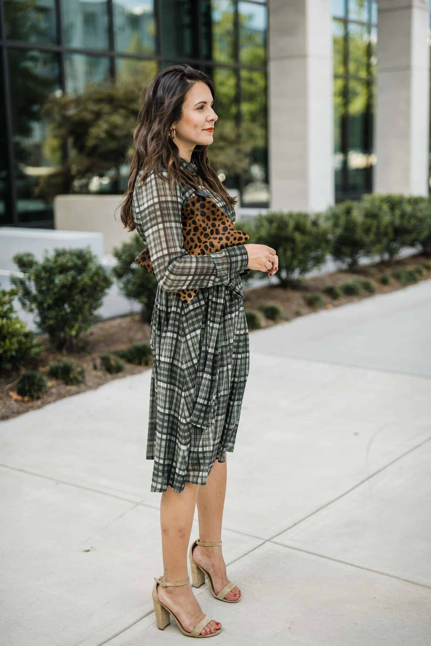 plaid shirtdress, Gal Meets Glam Jessie Dress - My Style Vita