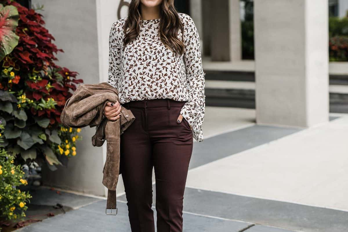 Casual Work Outfit Ideas For Fall