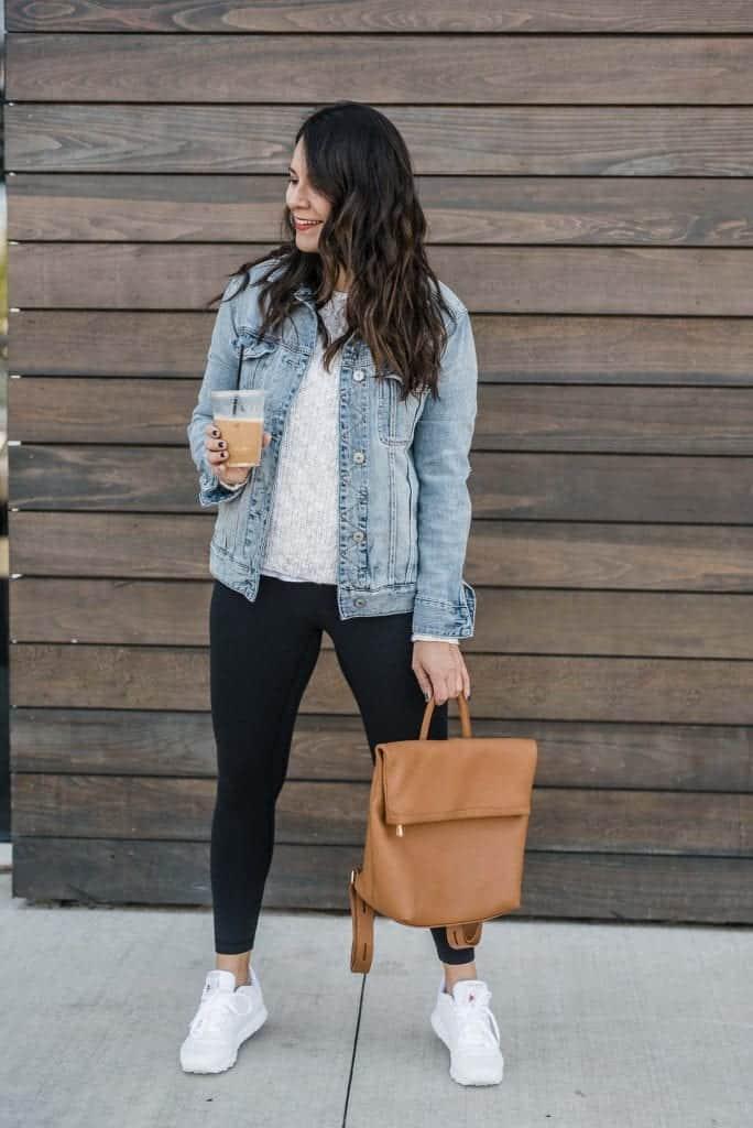 Running Errands outfit