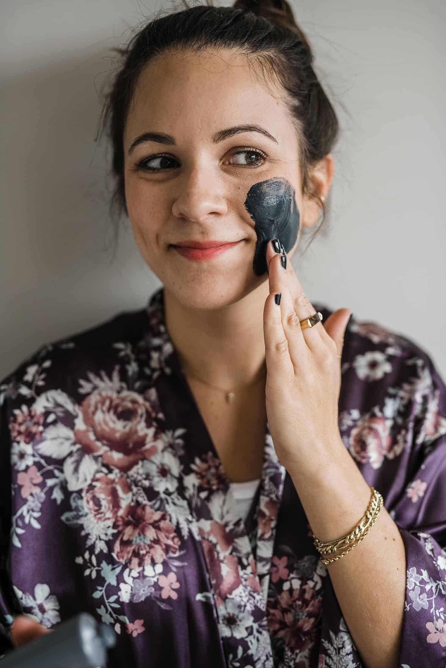 Charcoal Mask Review by Jessica Camerata