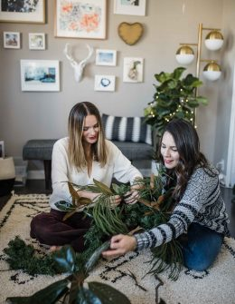 The DIY Garland You'll Decorate Your Whole House With This Holiday Season